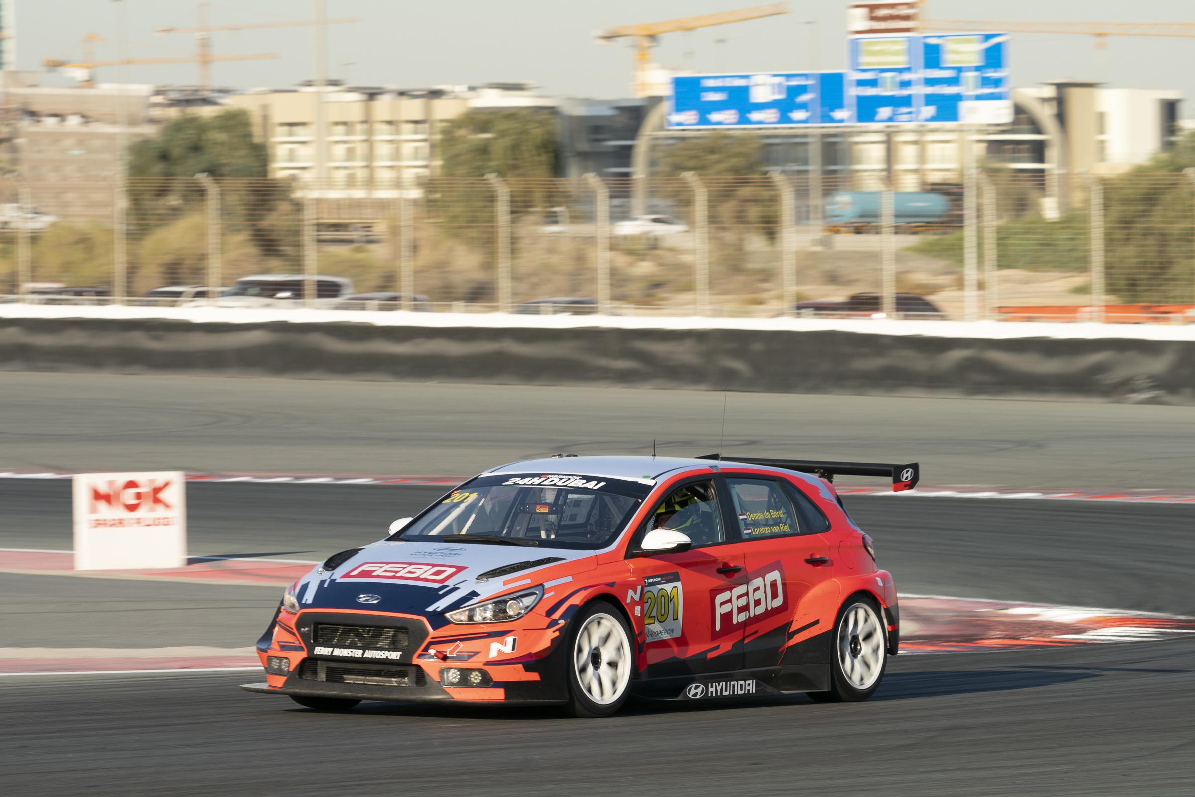 Ferry Monster Racing - i30 N TCR - Dubai 6H