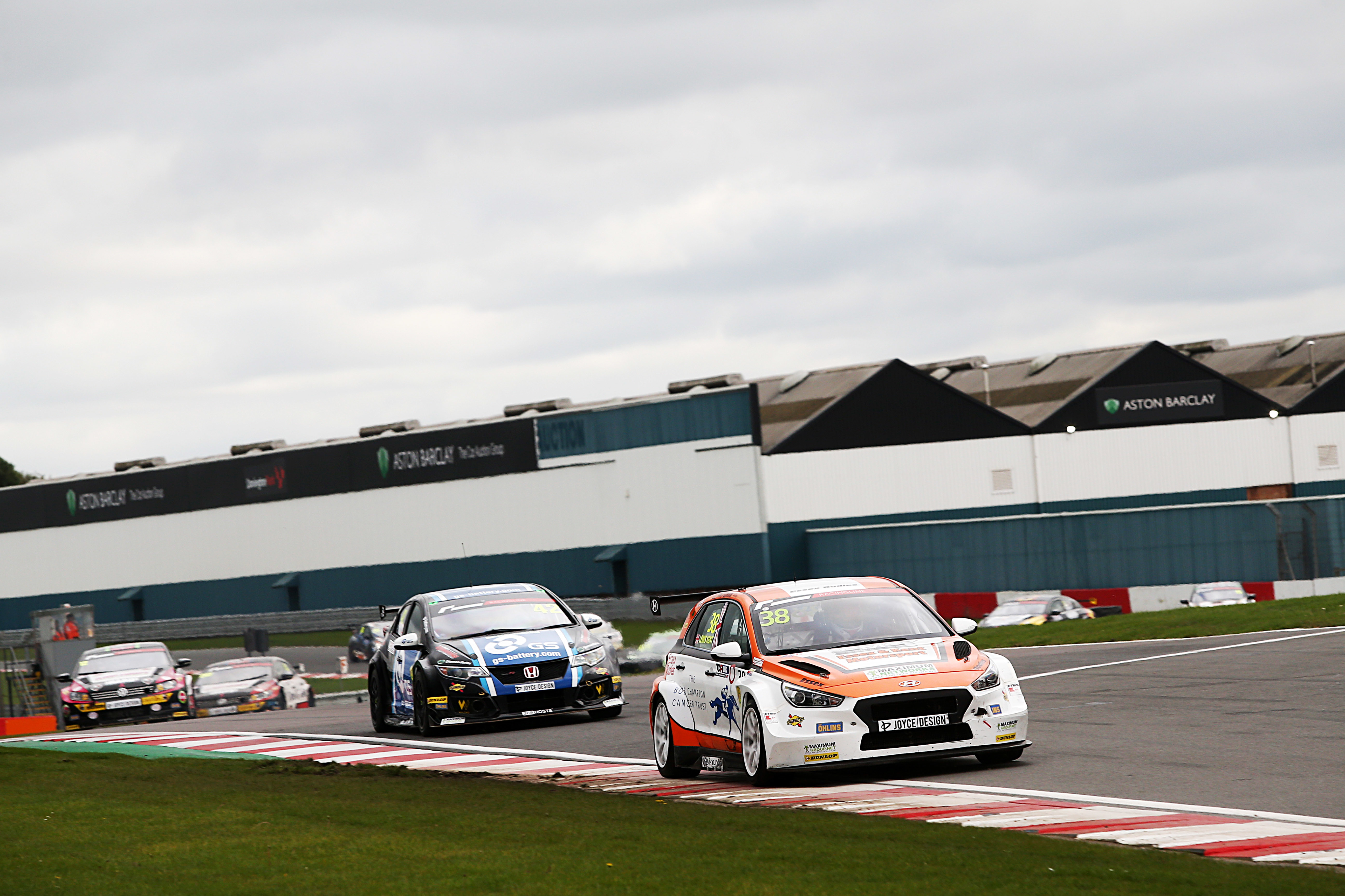Lewis Kent - Donington Park - i30 N TCR