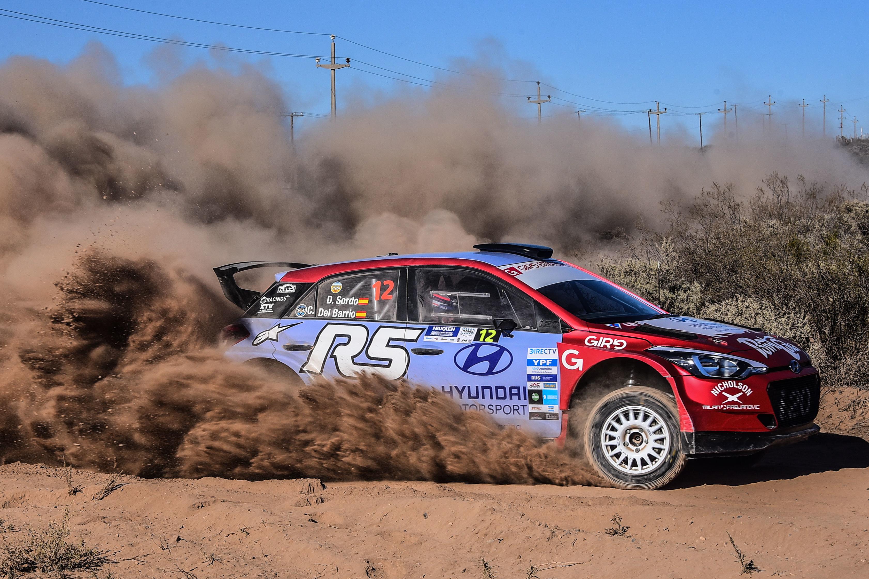 Dani Sordo - Rally de Neuquen