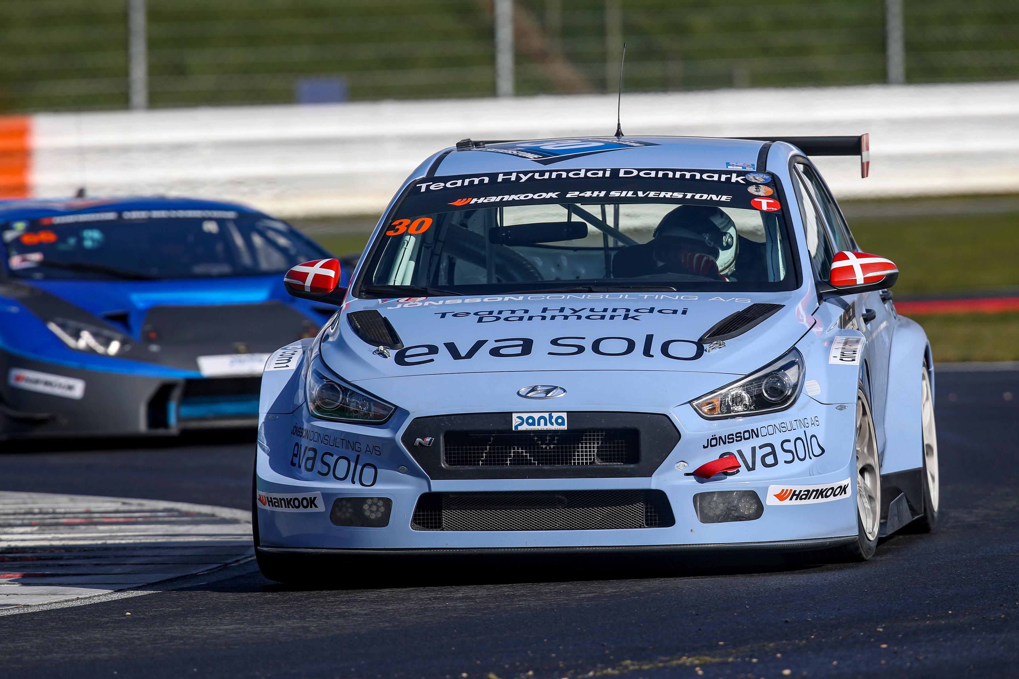 Hyundai Team Denmark - Silverstone 24H