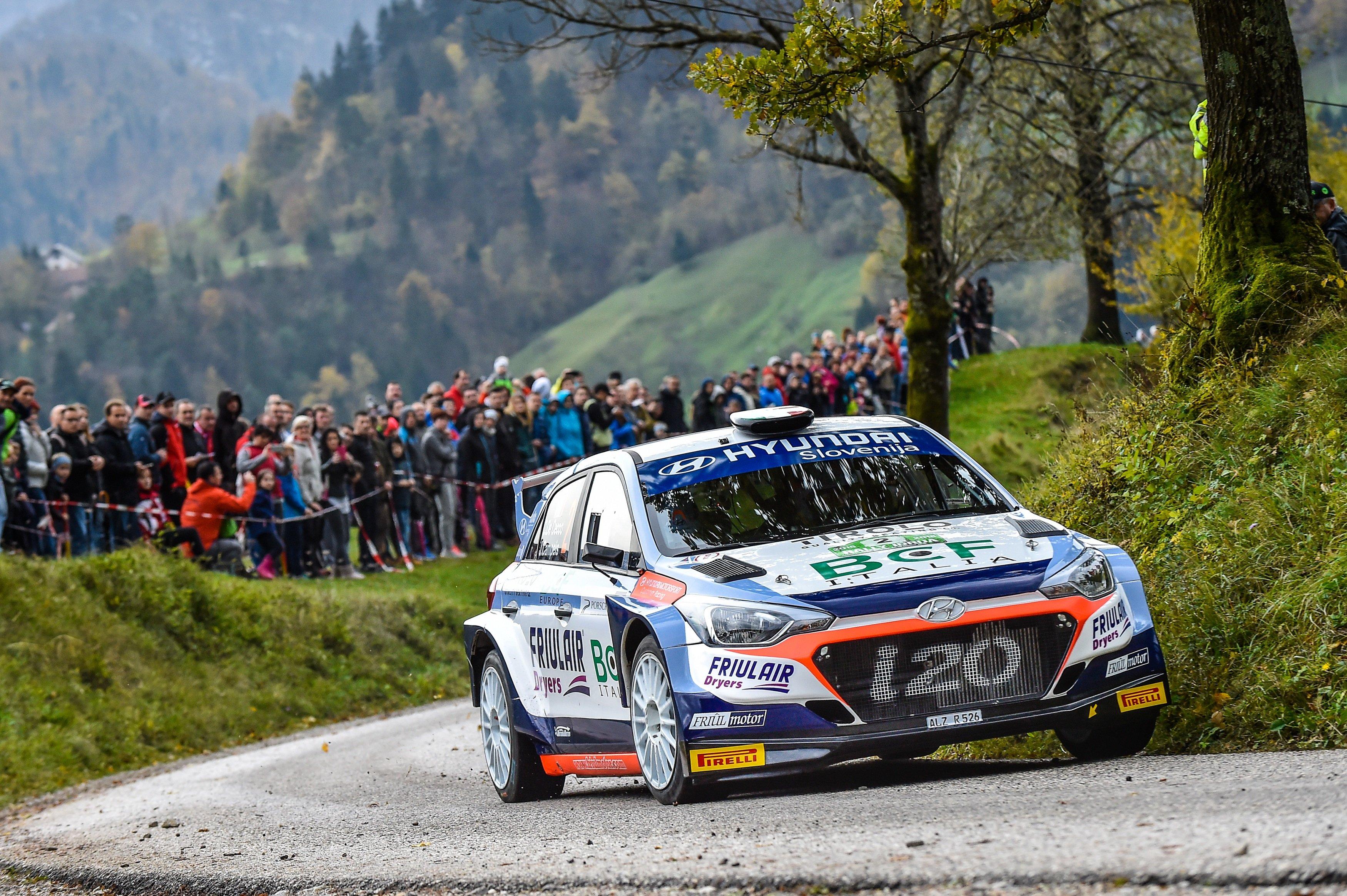Claudio de Cecco - Rally Idrija
