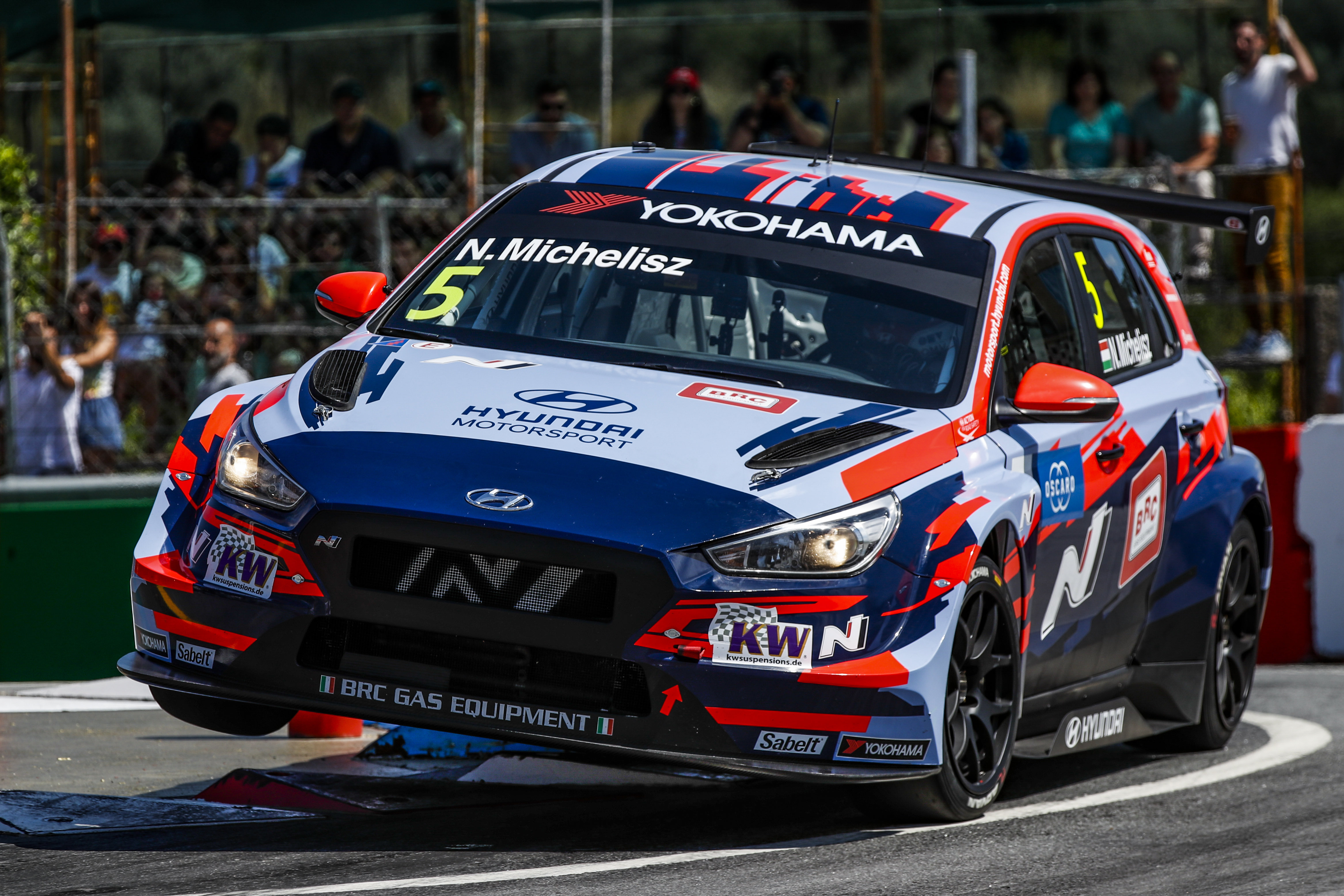 Norbert Michelisz - FIA WTCR Vila Real