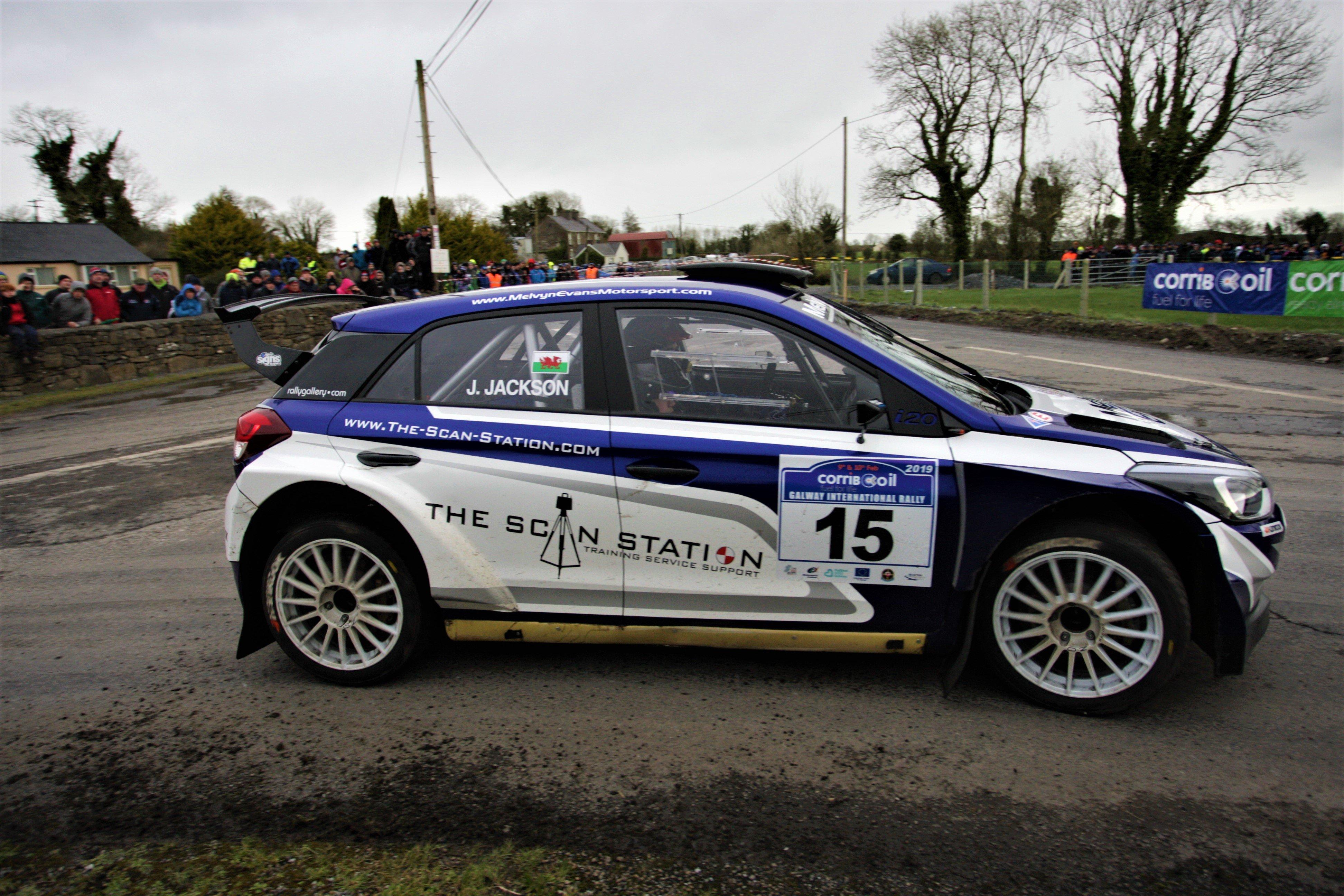 Meirion Evans - i20 R5 - Galway International Rally