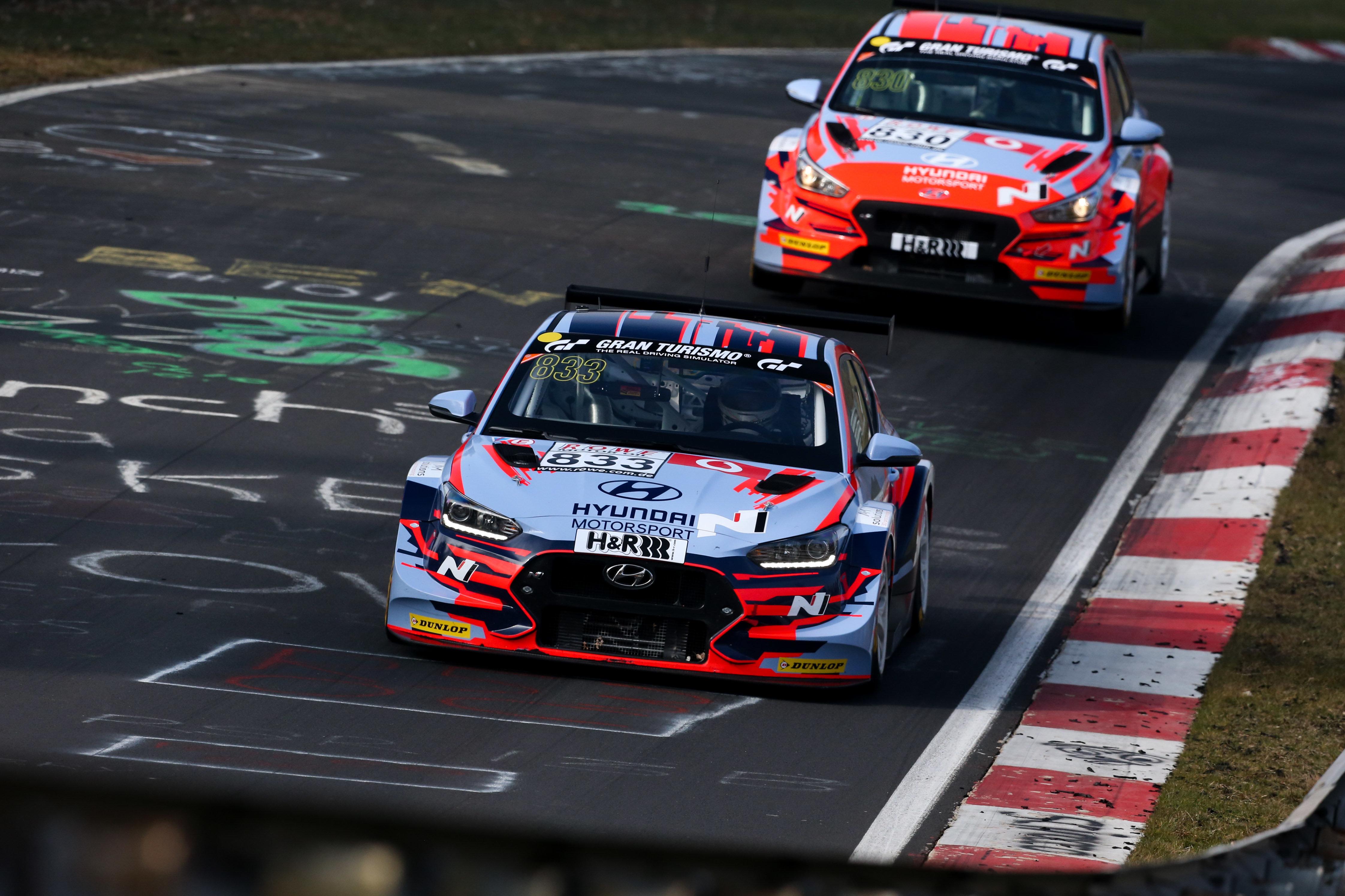 Hyundai Motorsport N - Nürburgring Nordschleife