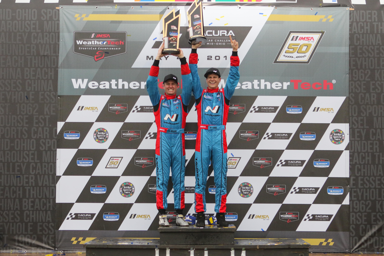 Bryan Herta Autosport - IMSA Michelin Pilot Challenge - Mid-Ohio