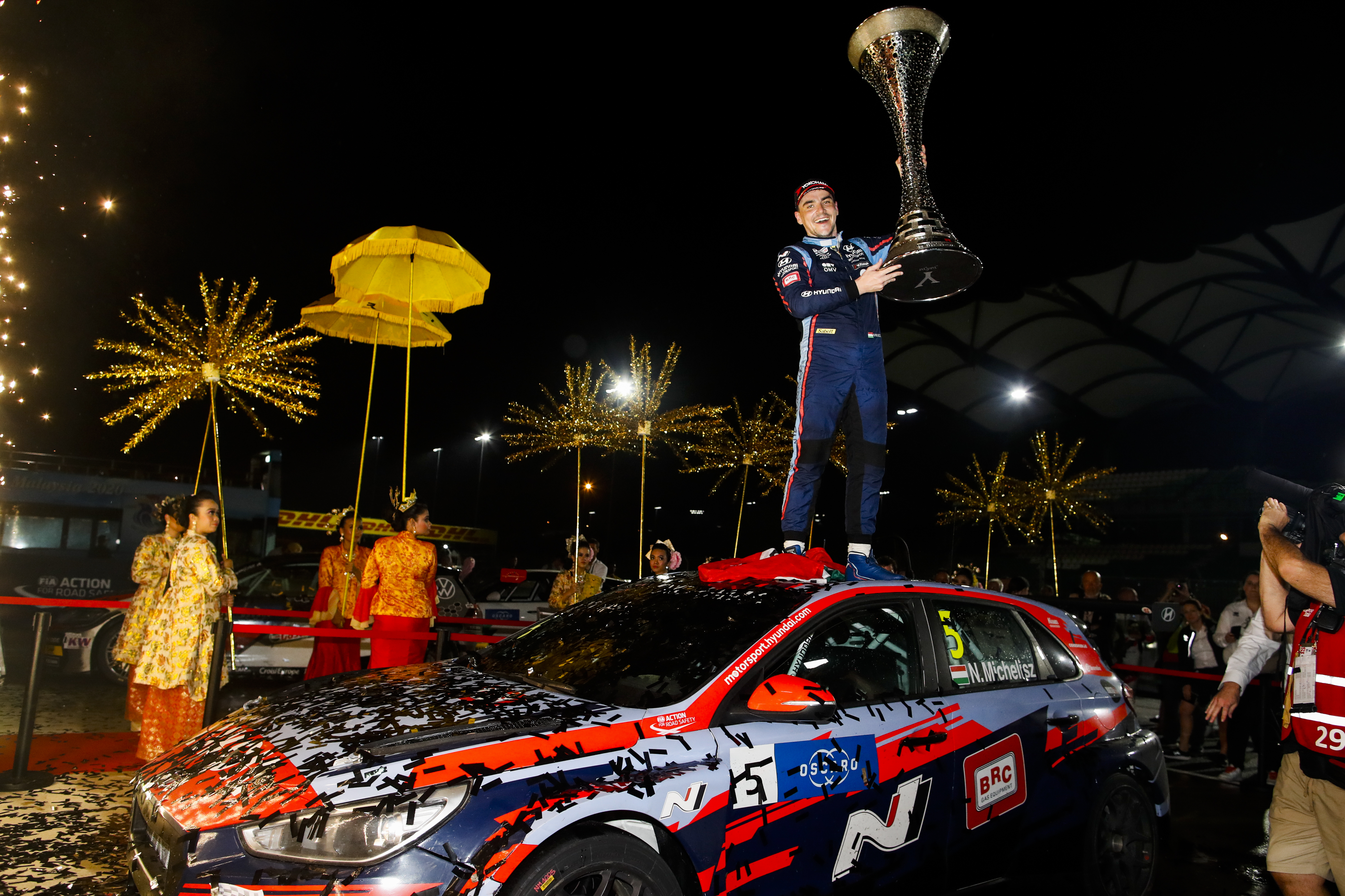 Norbert Michelisz - Race of Malaysia
