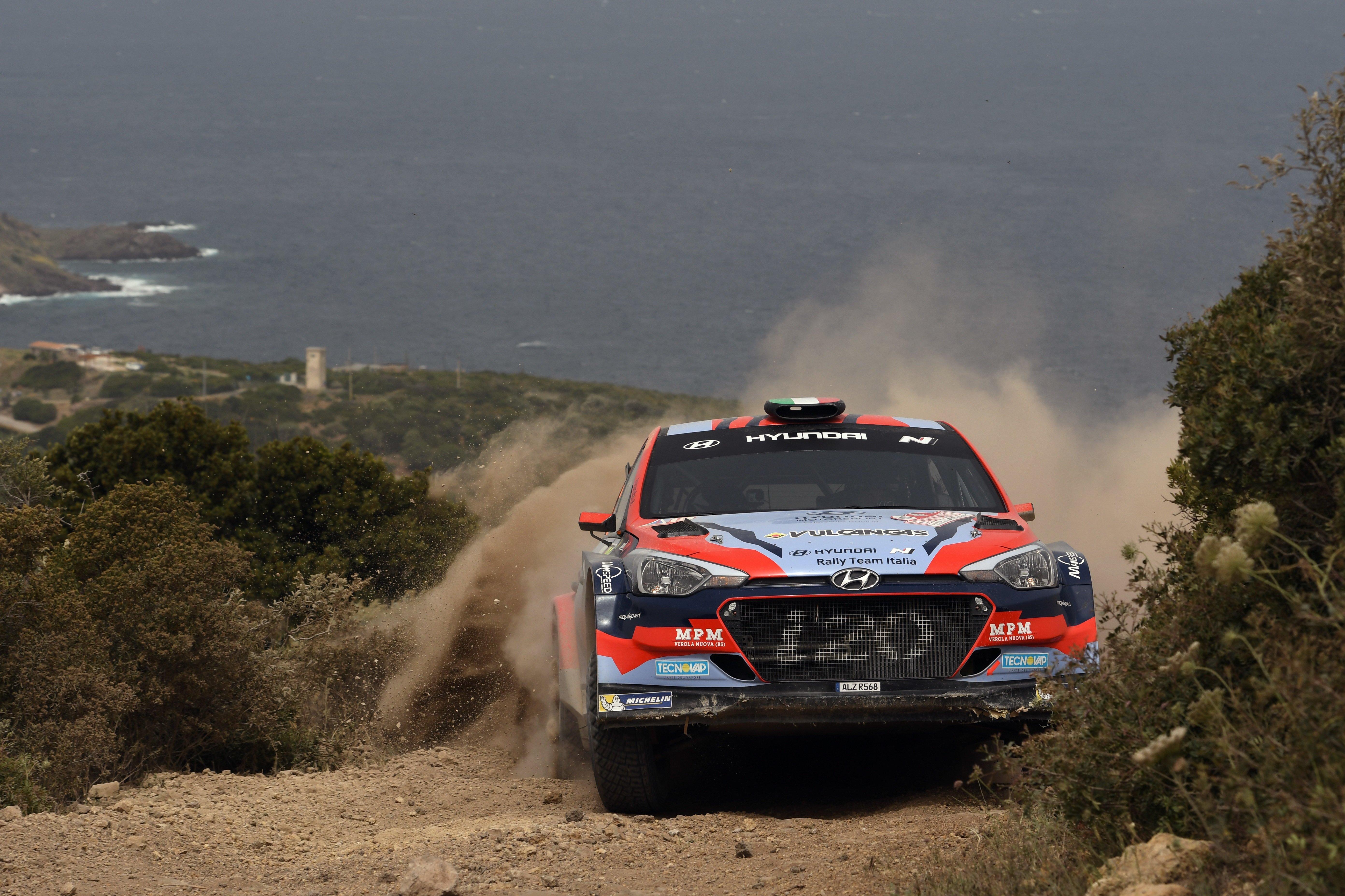 Umberto Scandola - Rally Italia Sardegna