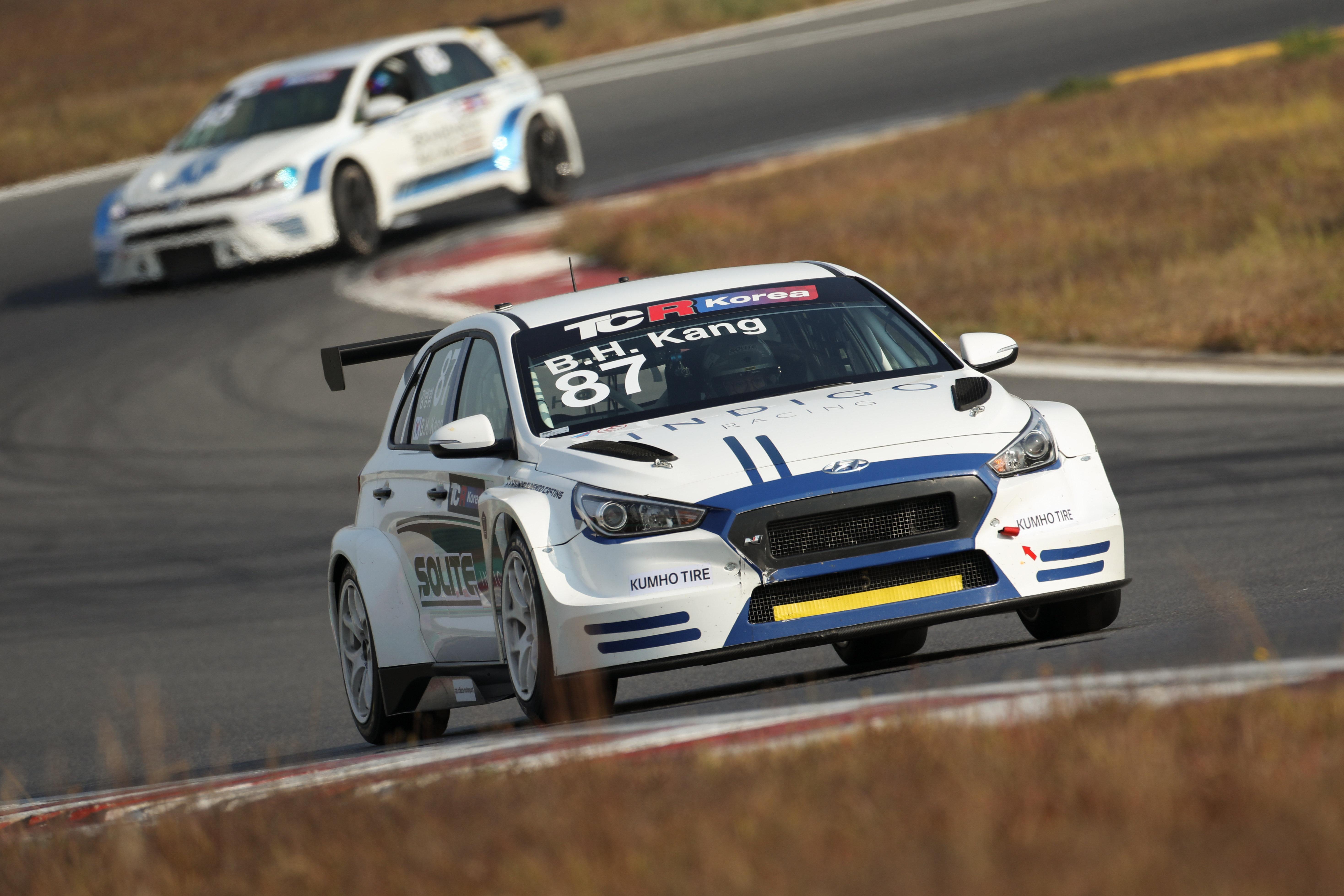 Byung-Hui Kang - i30 N TCR - Korea International Circuit