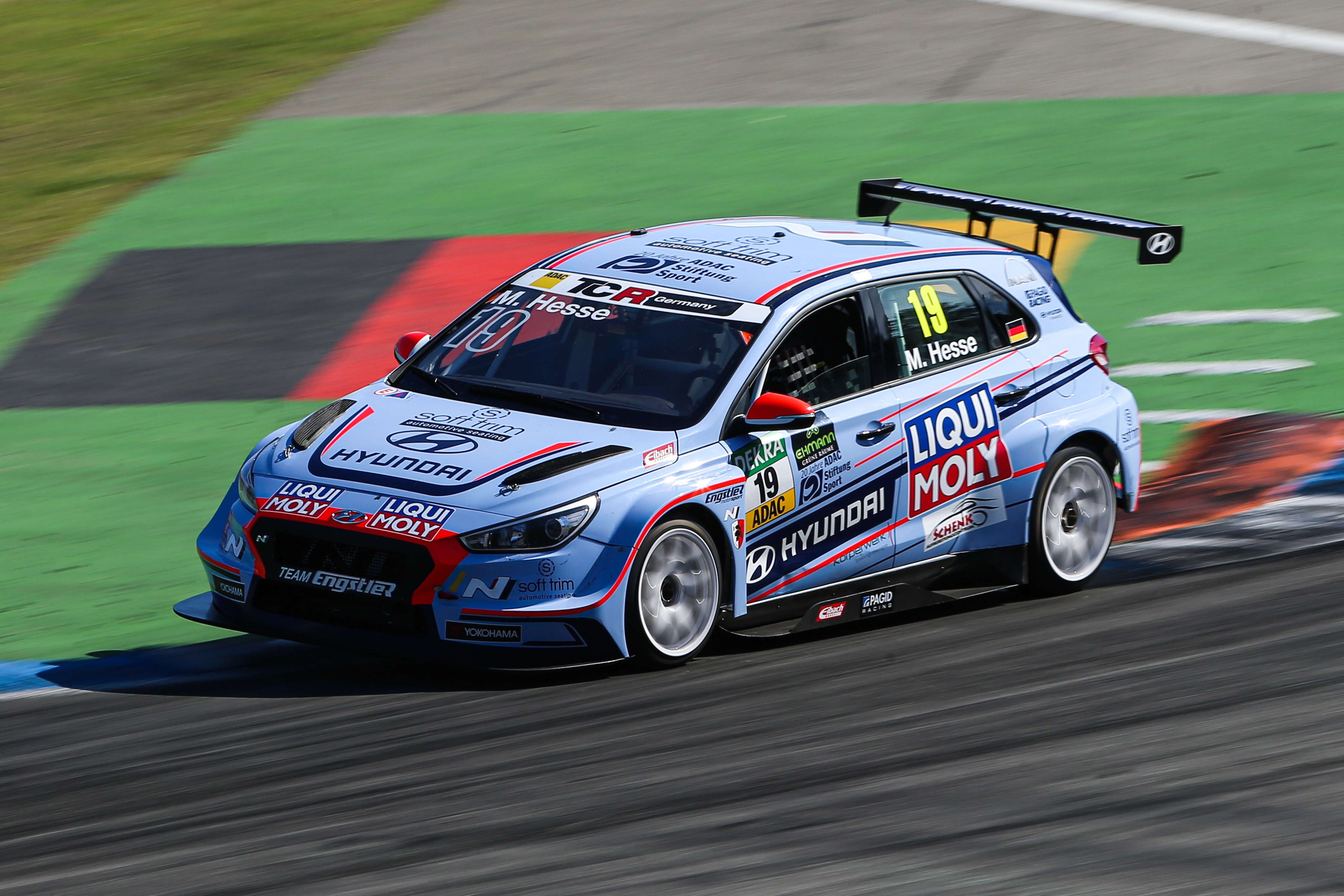 Max Hesse - TCR Germany - Hockenheim