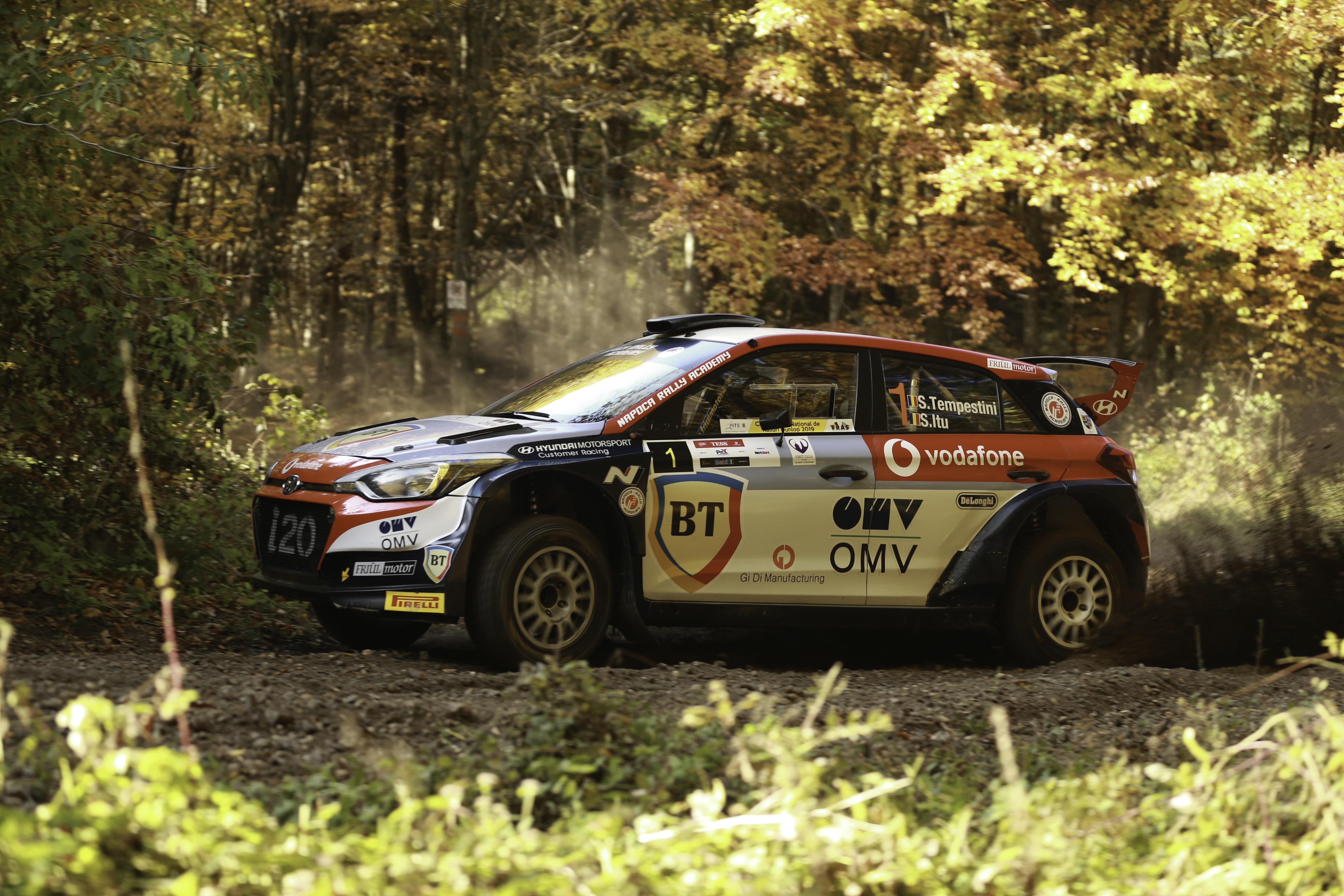 Simone Tempestini - i20 R5 - Rally Brasov