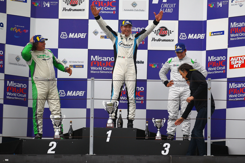 Marco Pellegrini - TCR Italy - Misano