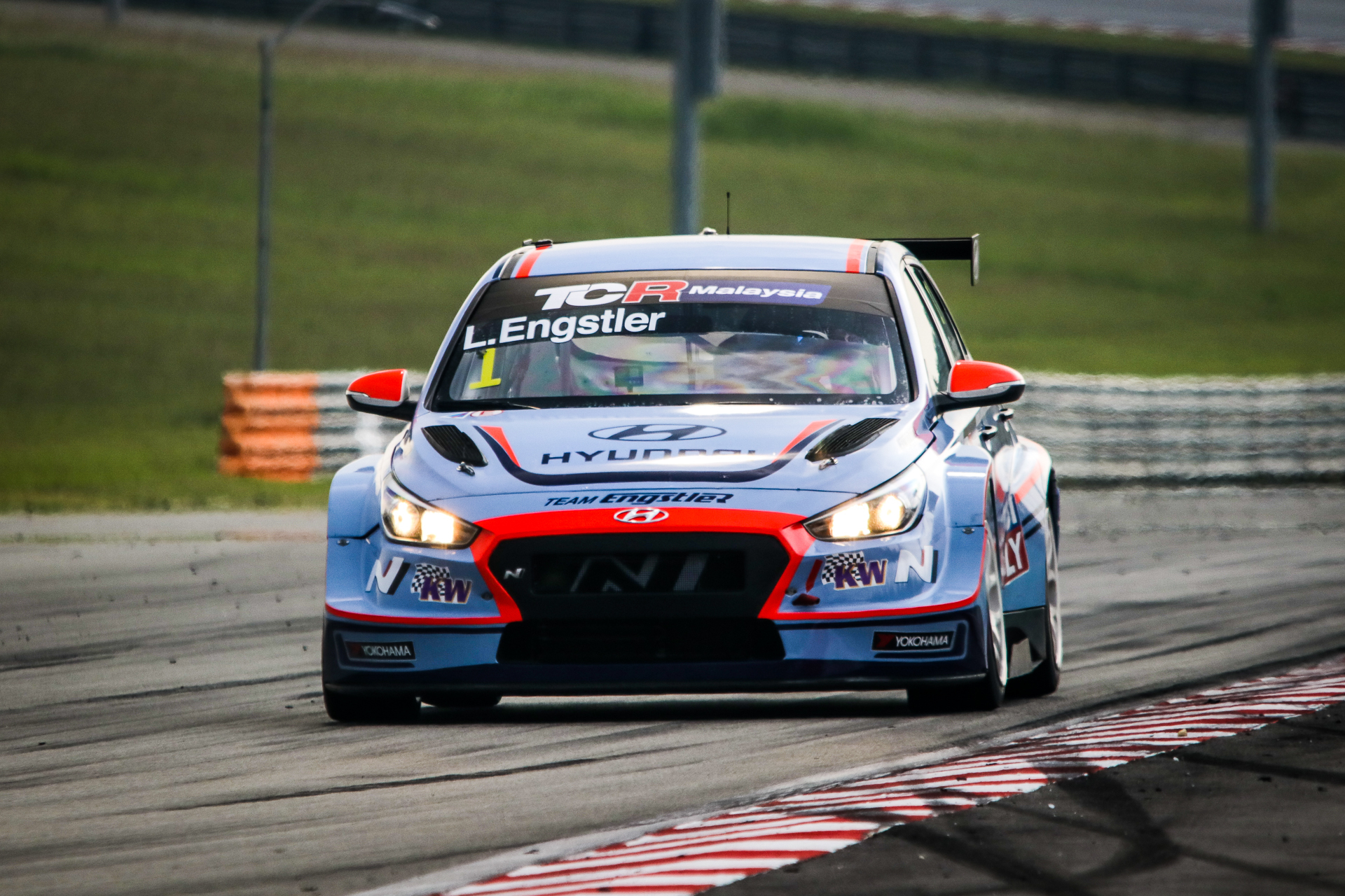 Luca Engstler - i30 N TCR - TCR Malaysia