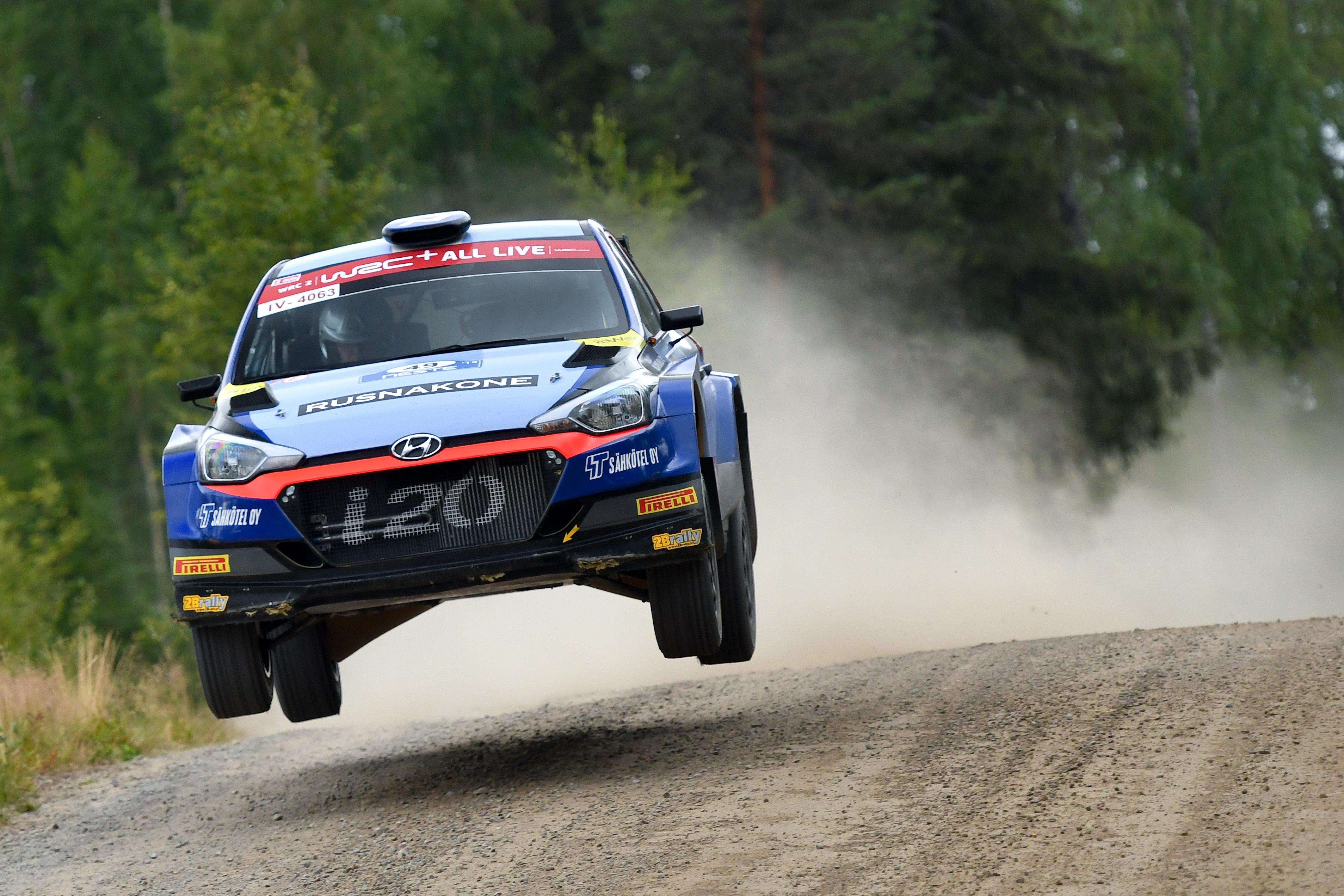 Jari Huttunen - Rally Finland