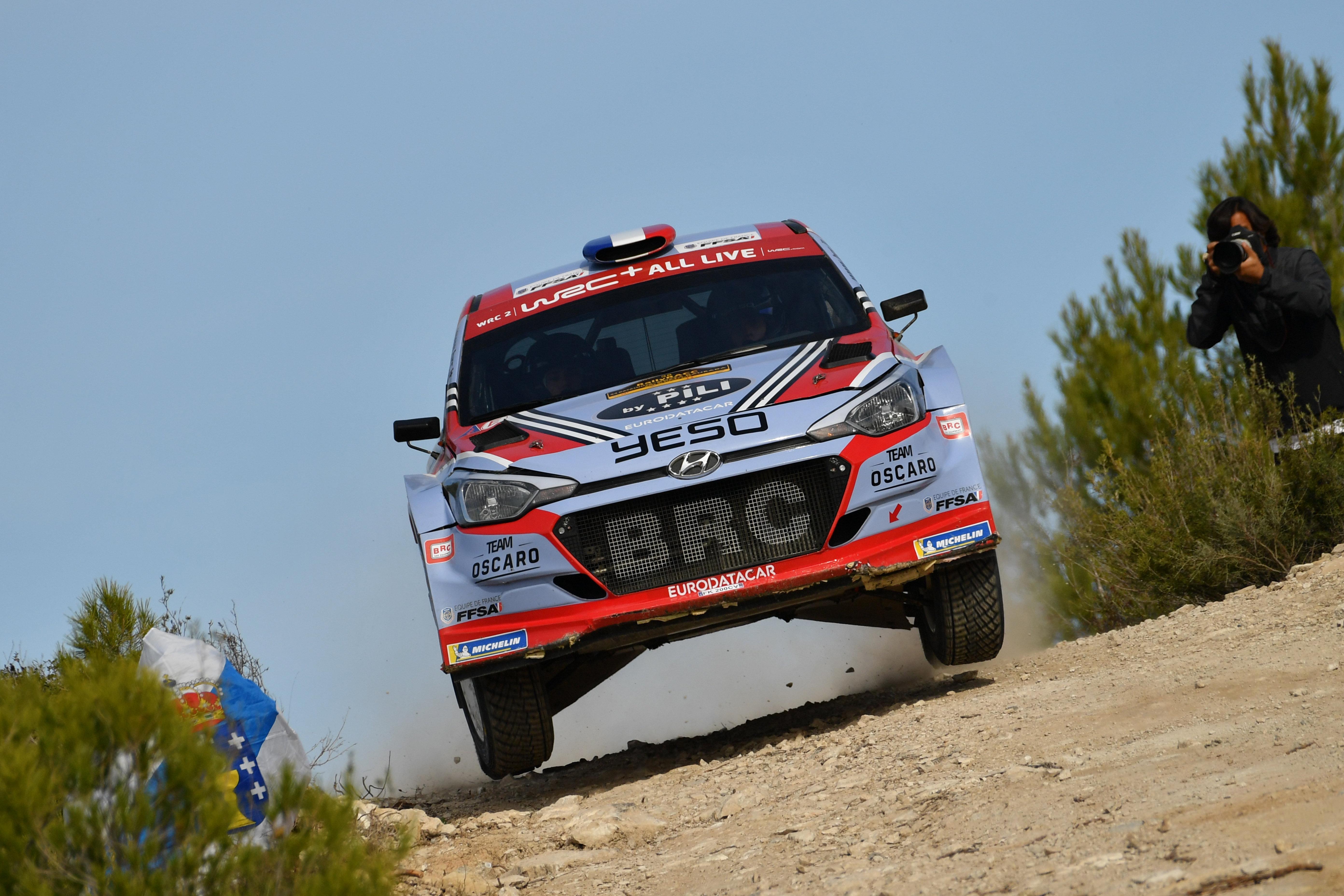 Pierre-Louis Loubet - Rally de Espana