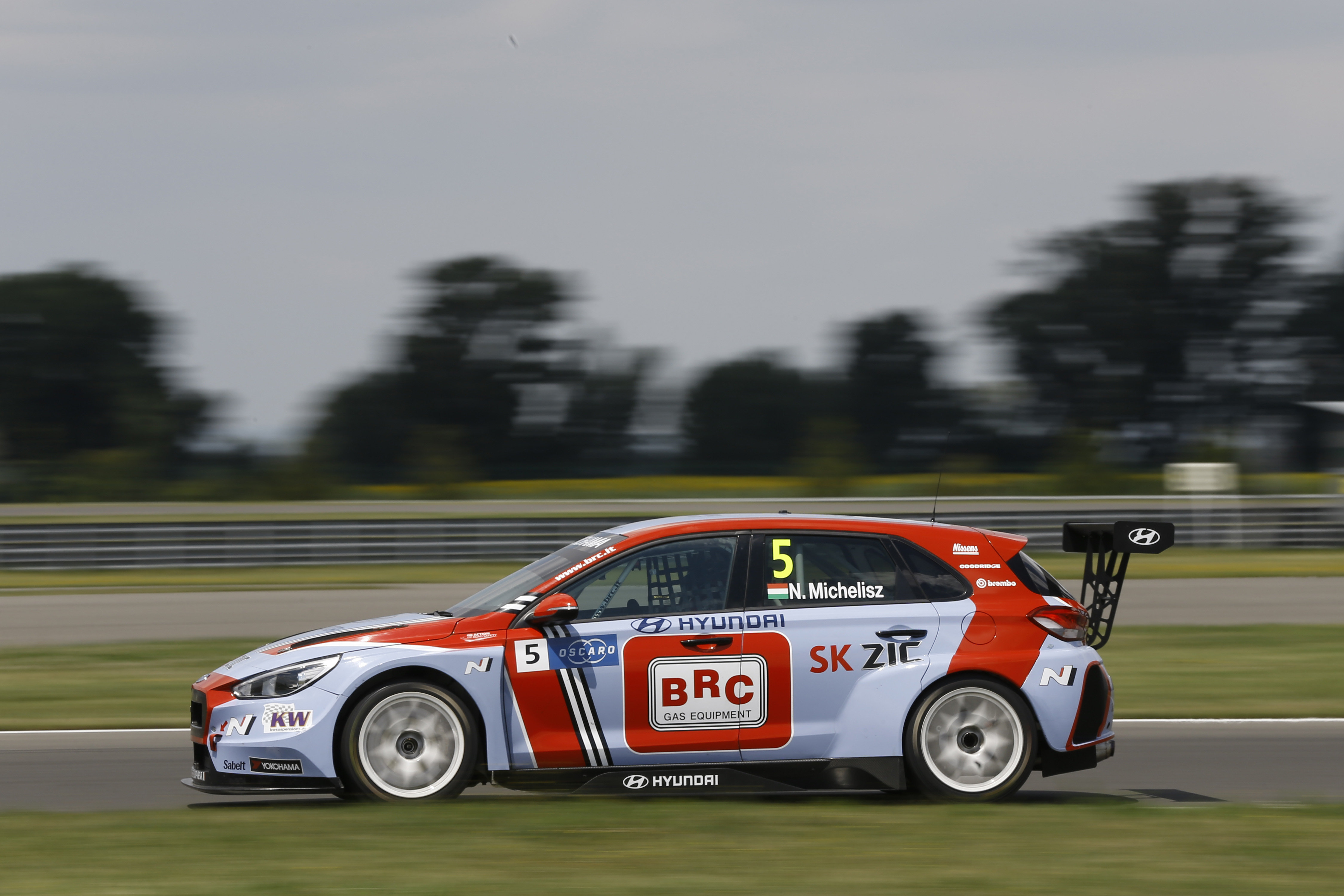Norbert Michelisz - i30 N TCR - WTCR race of Slovakia