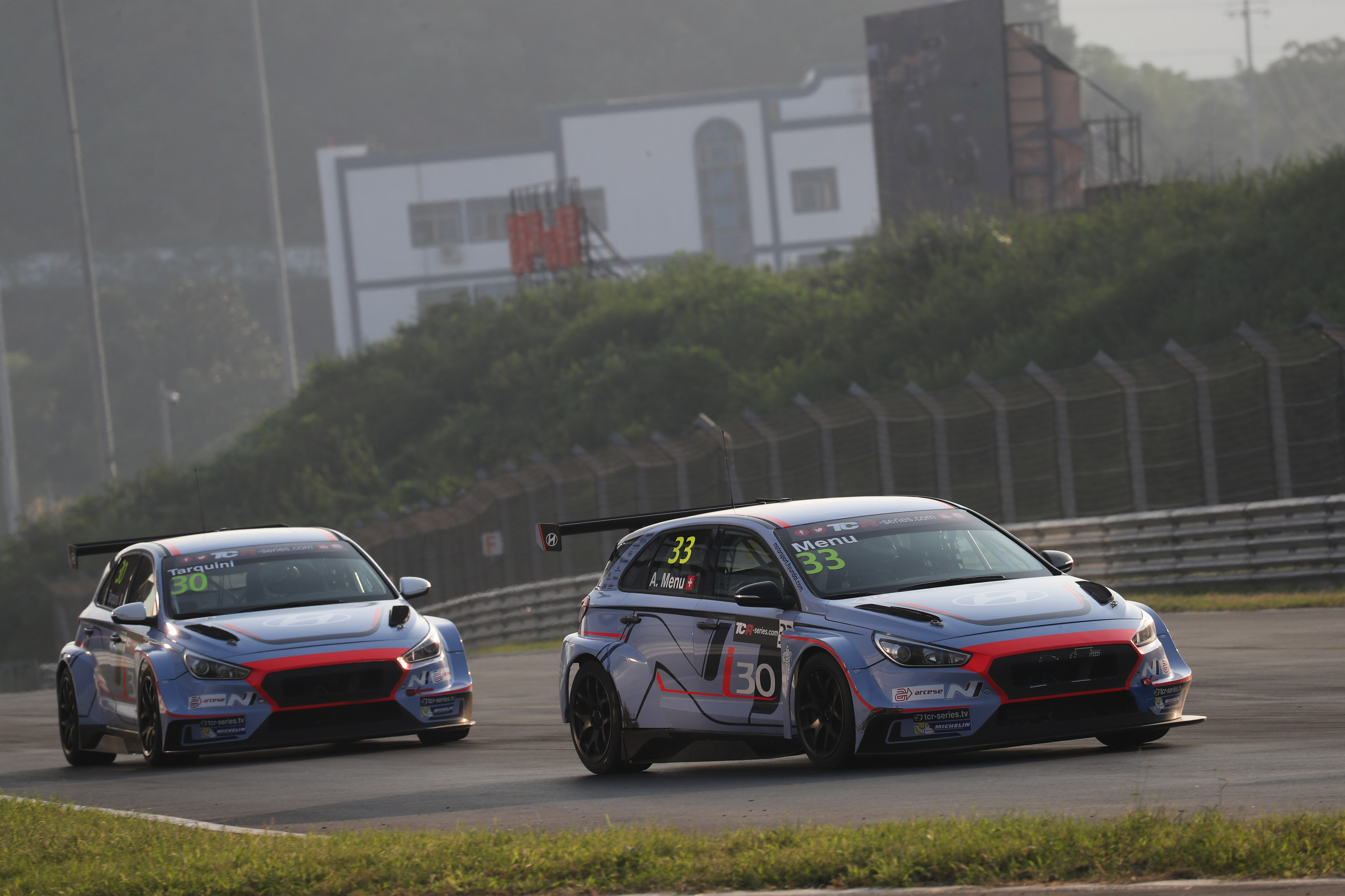 I30 N TCR - Zhejiang Circuit - TCR International Series
