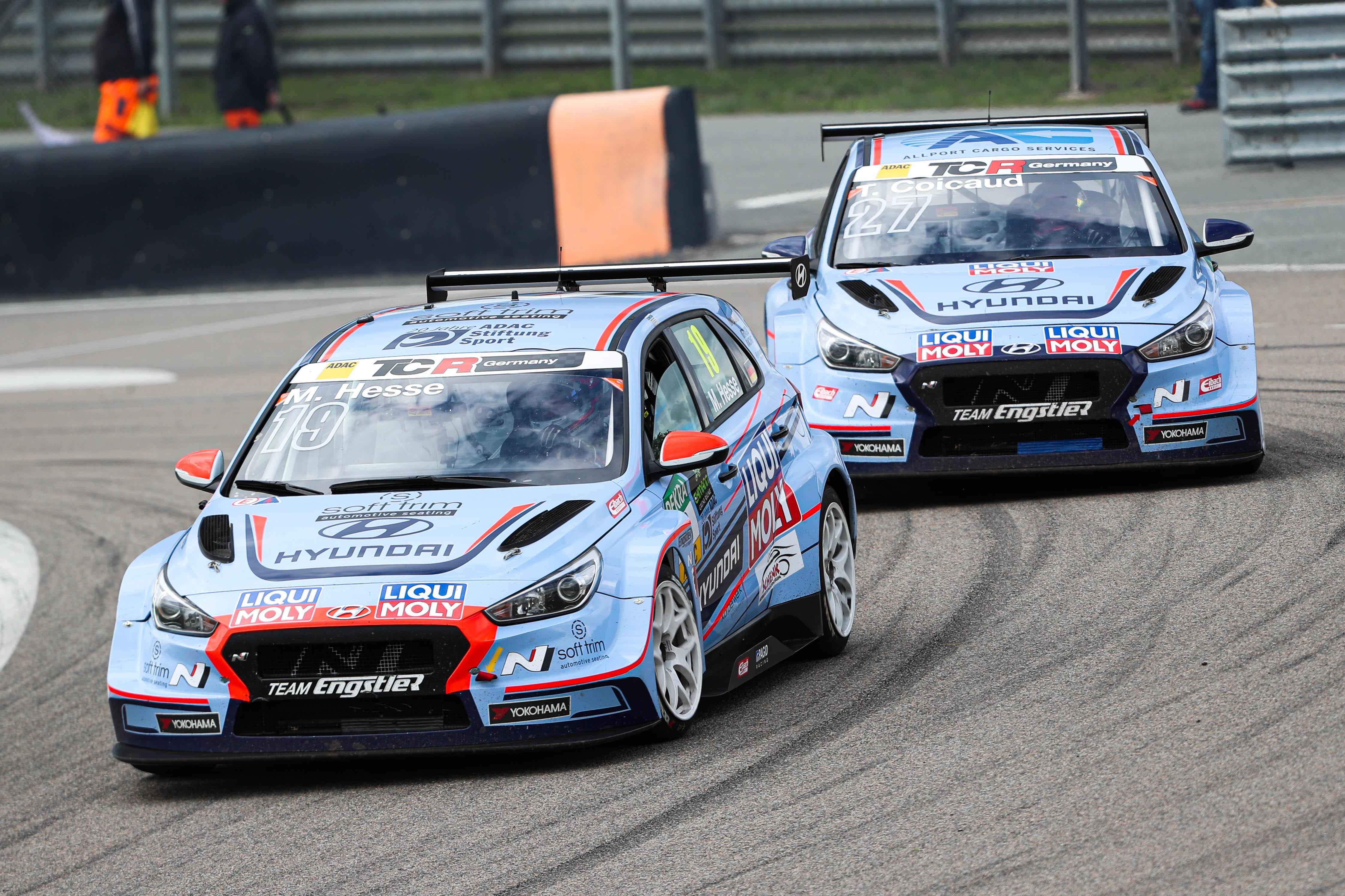 Hyundai Team Engstler - TCR Germany