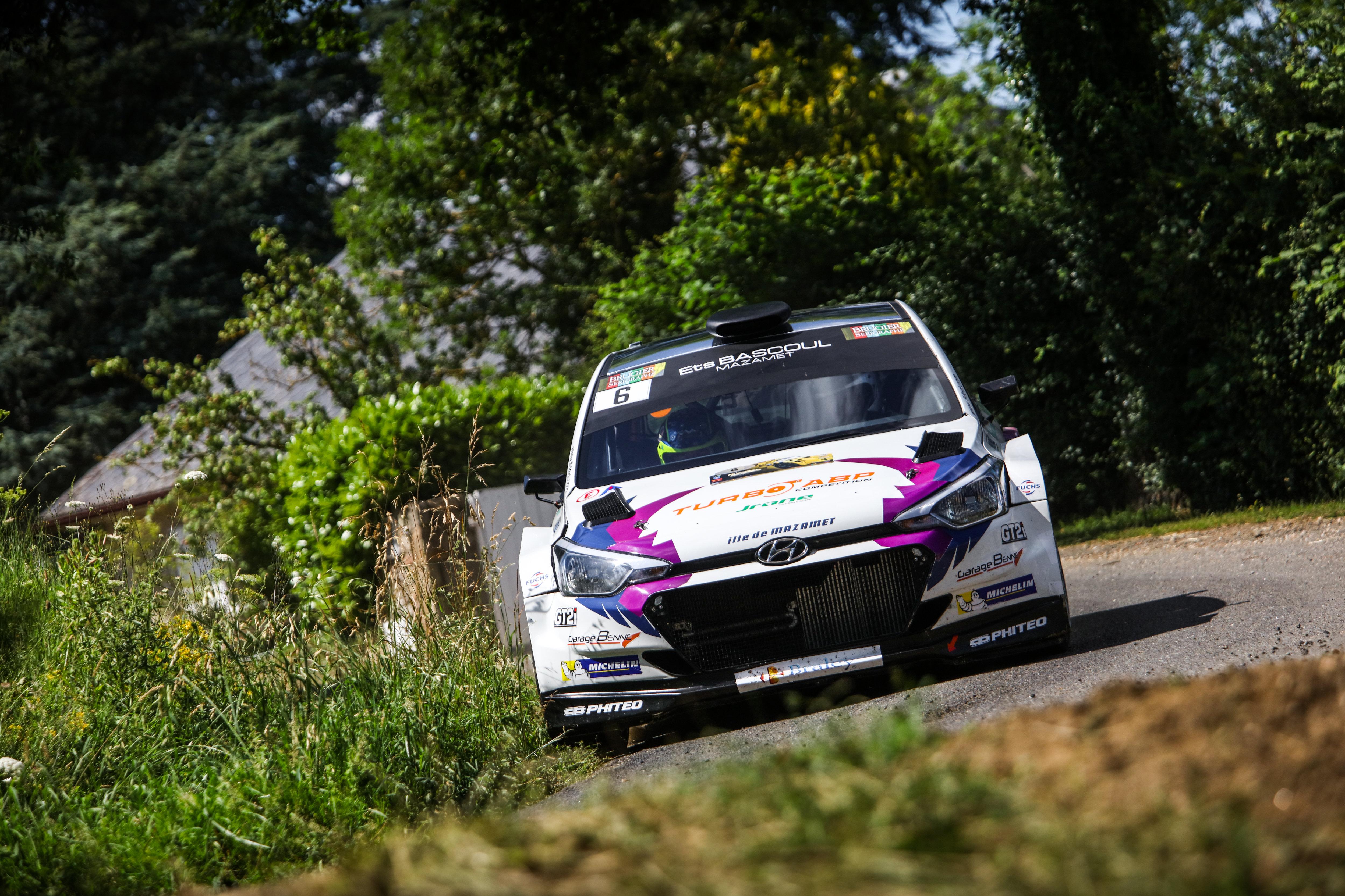 Jordan Berfa - i20 R5 - Rallye Aveyron Rouergue