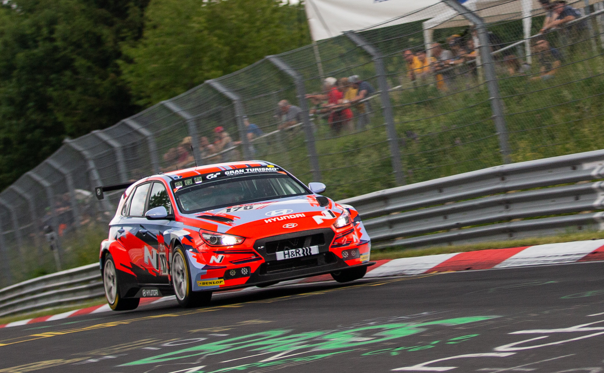 Hyundai i30 N TCR - Nürburgring 24 Hours