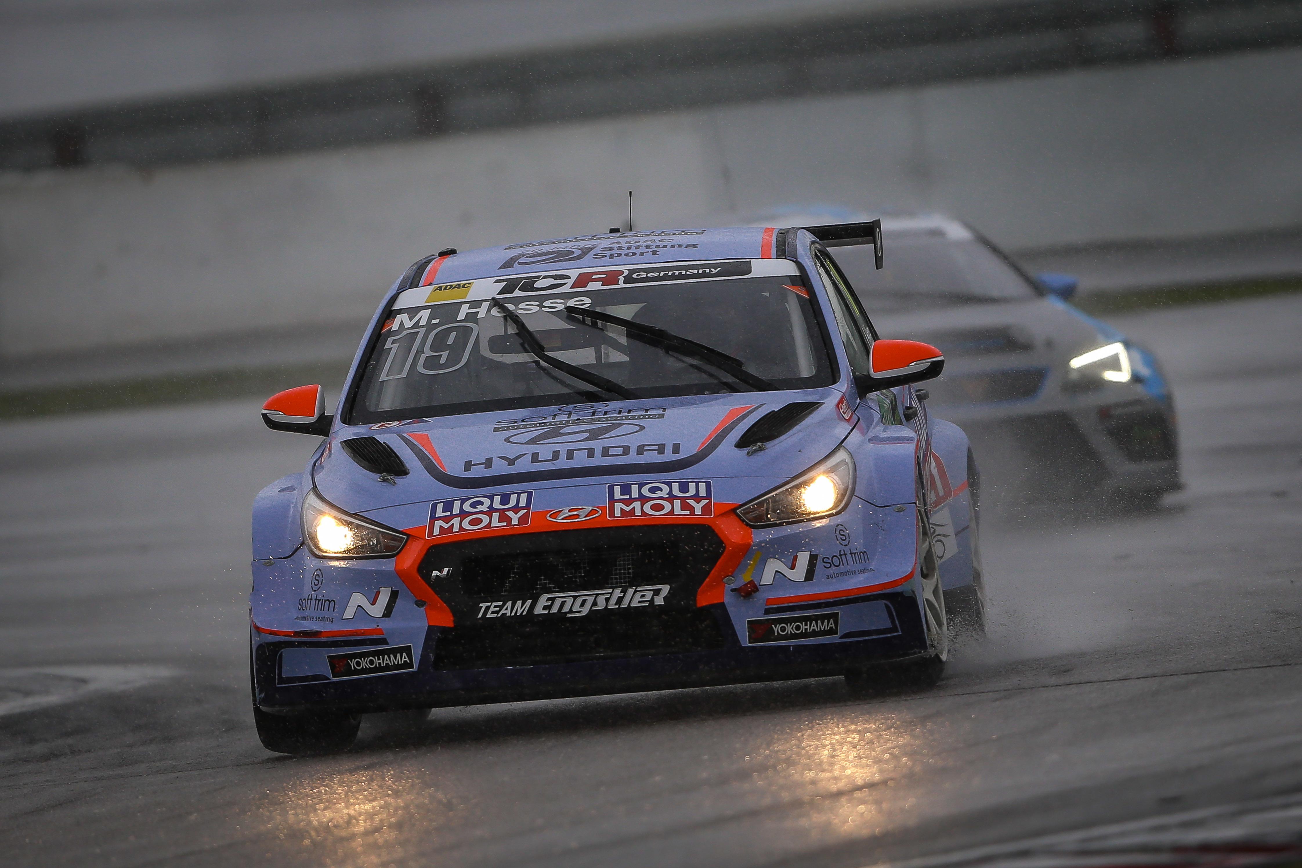Max Hesse - TCR Germany - Nürburgring