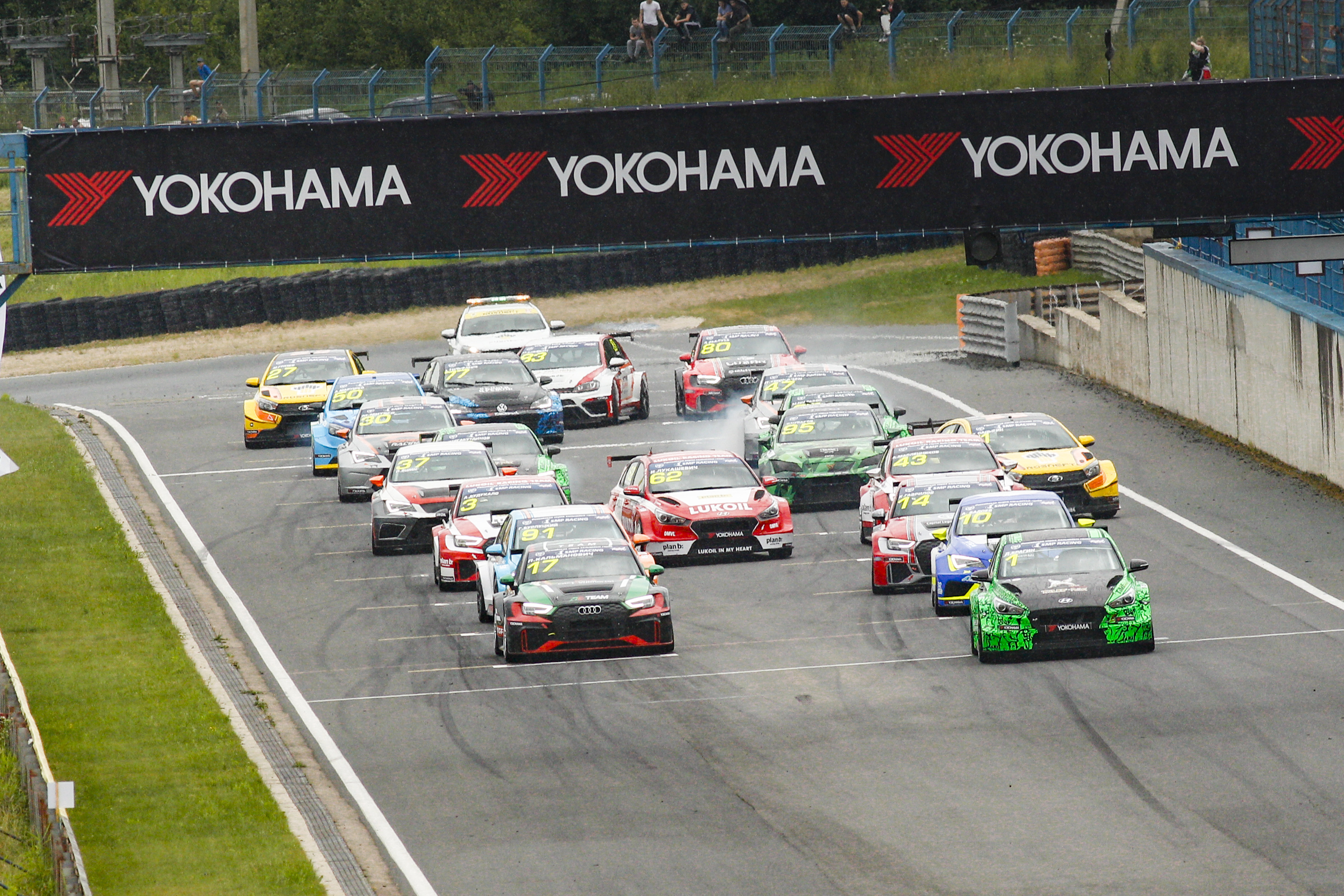 TCR Russia - Smolensk Ring
