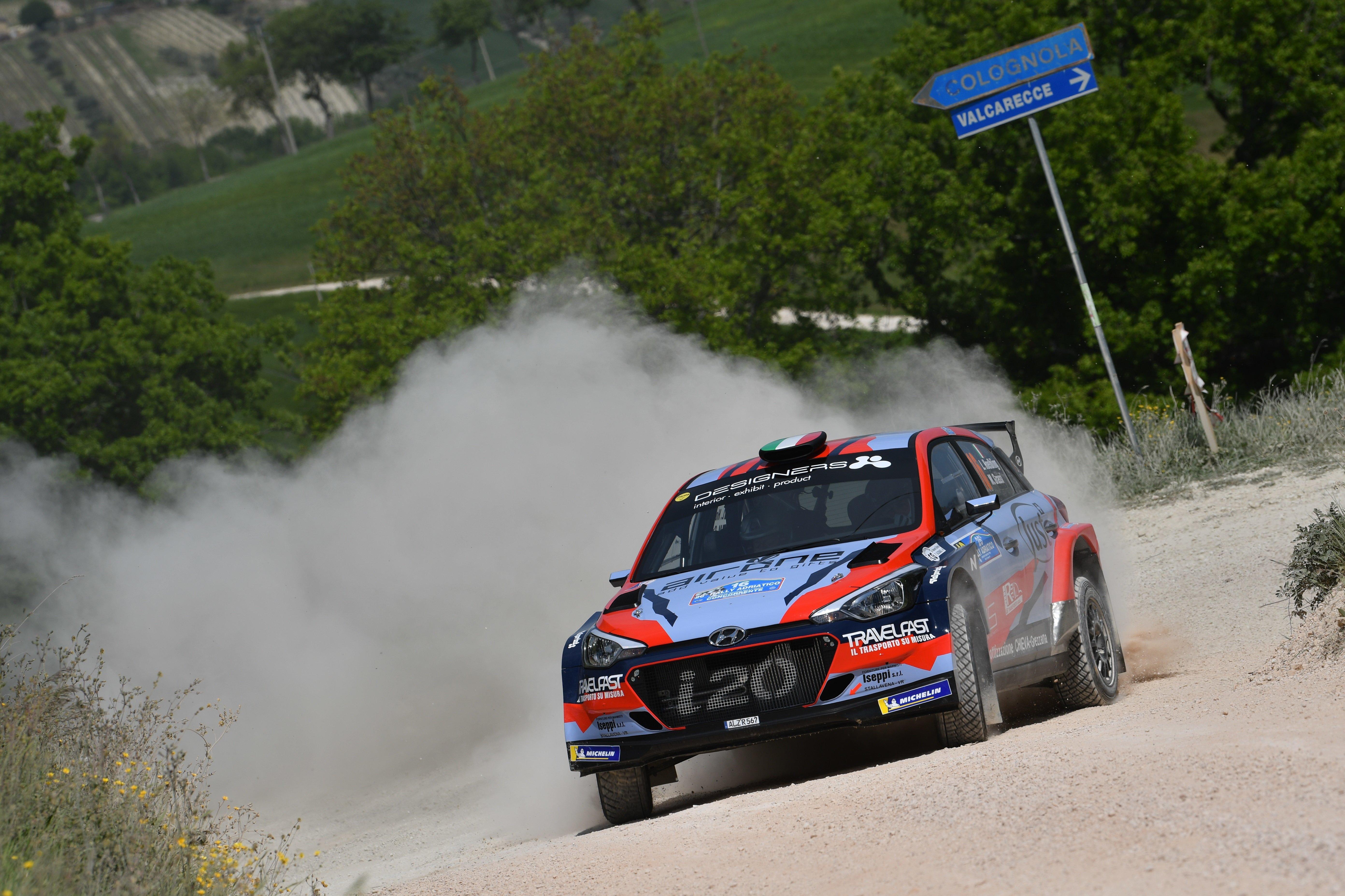 Luca Hoelbling - Rally Adriatico