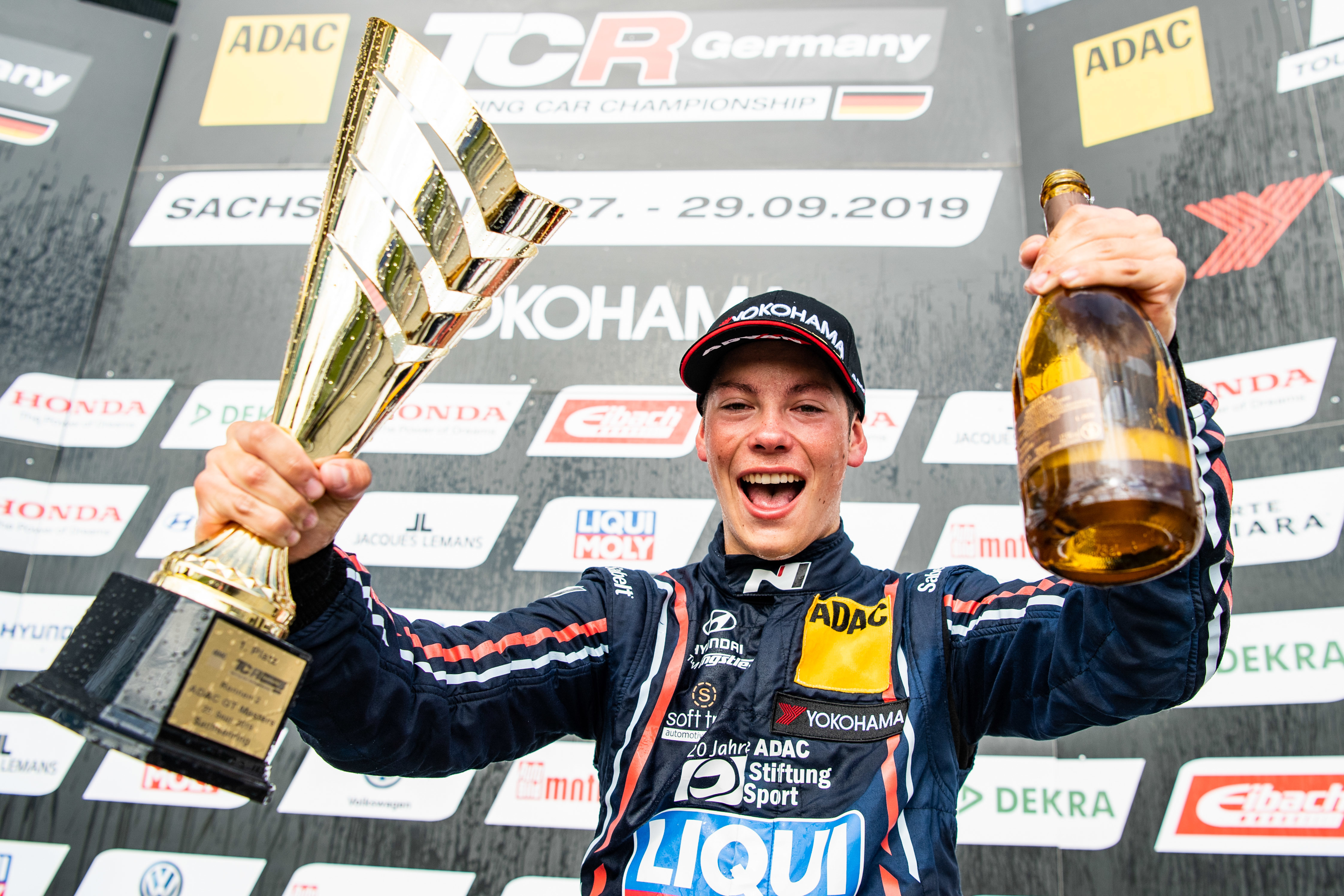 Max Hesse - TCR Germany