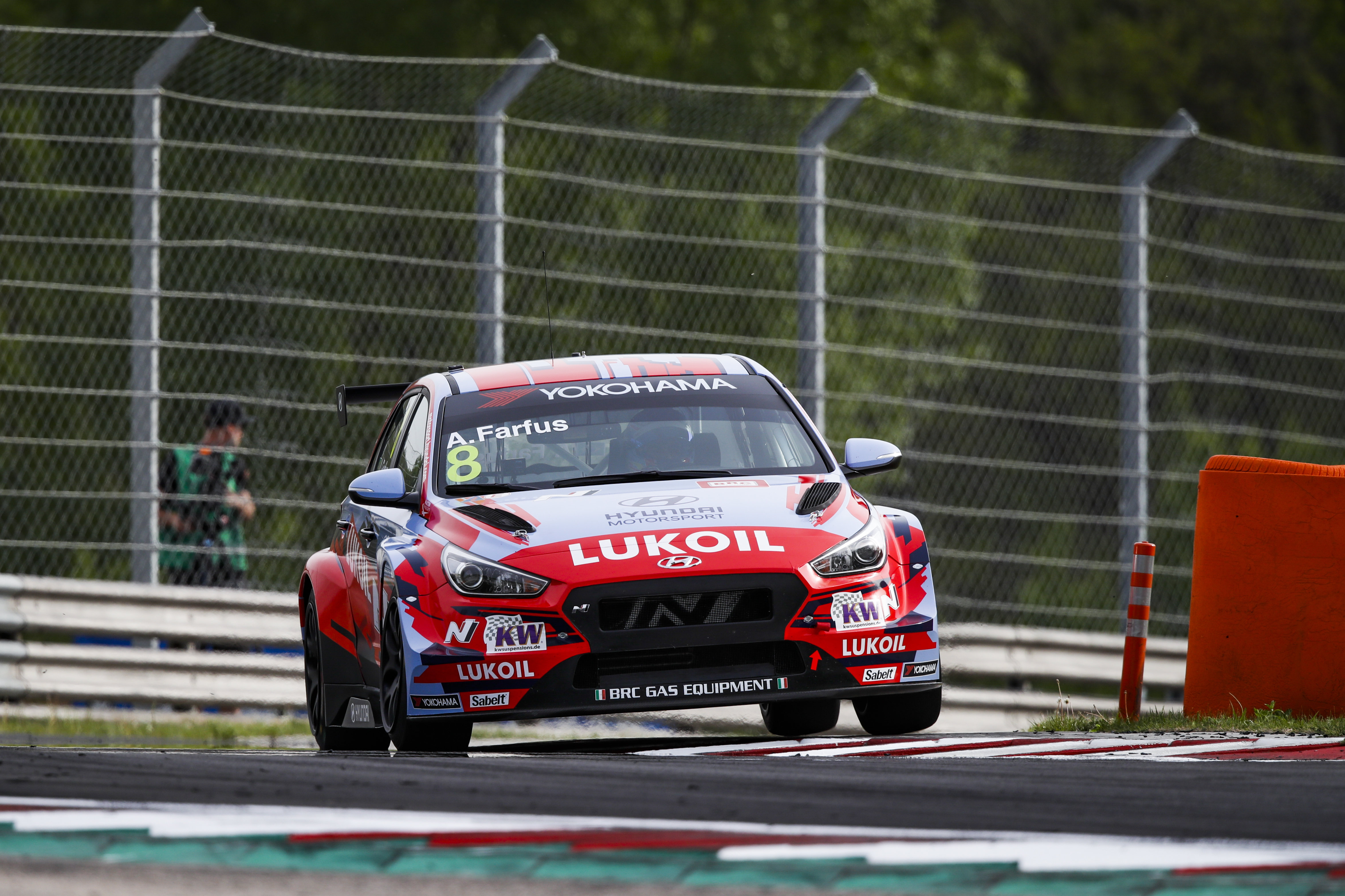Augusto Farfus - WTCR Race of Hungary