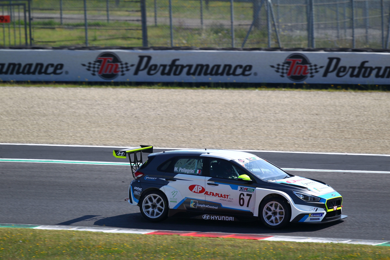 Marco Pellegrini - Mugello Circuit
