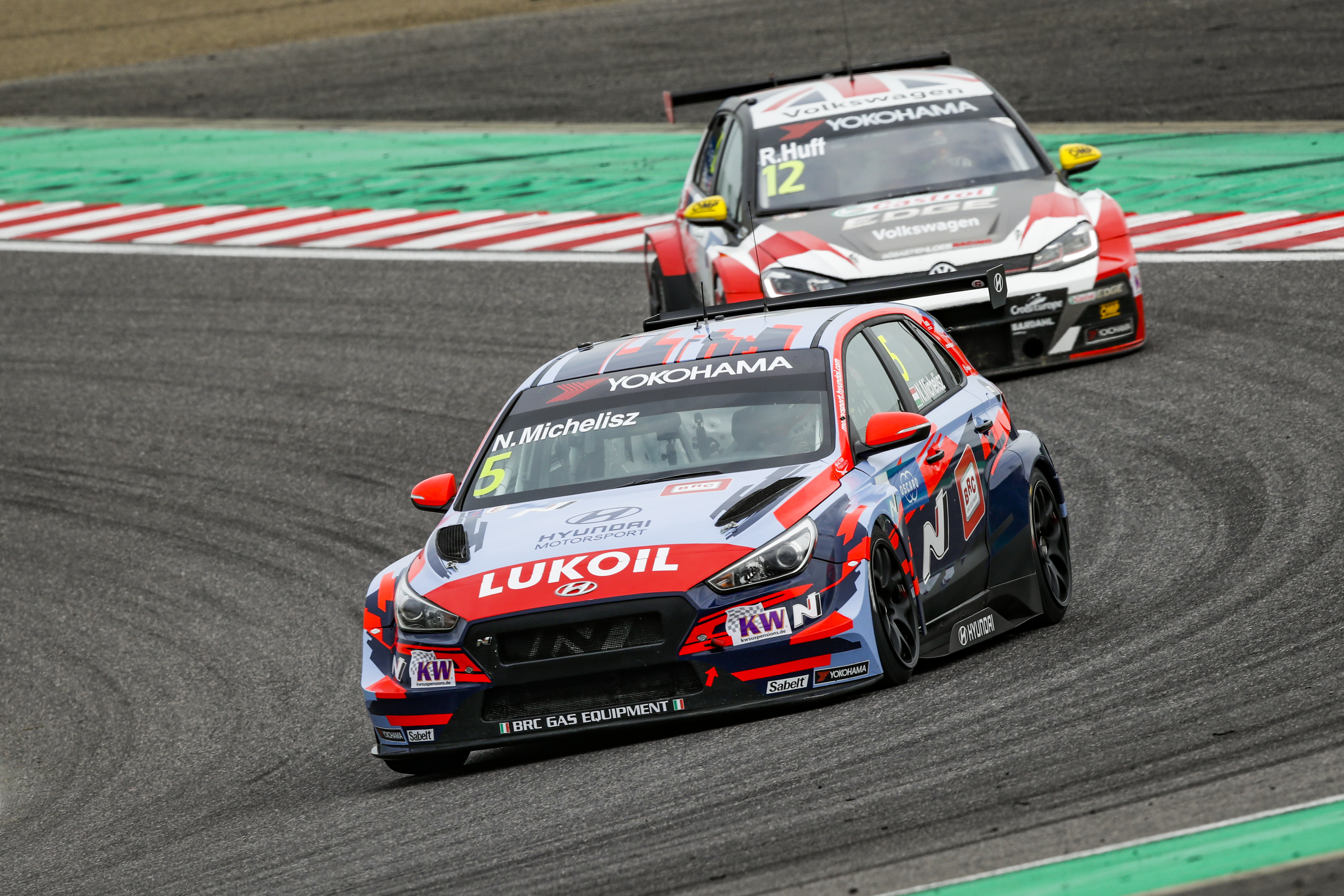 Norbert Michelisz - Race of Japan - i30 N TCR