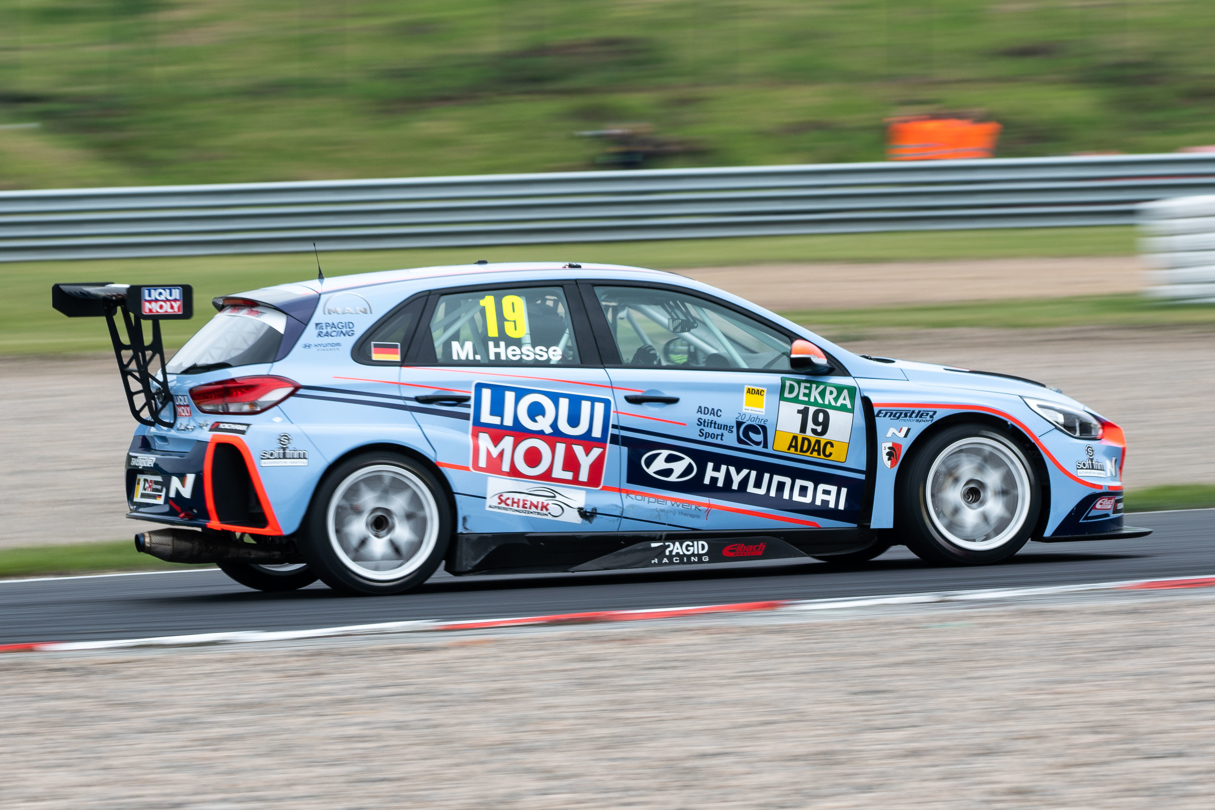 Max Hesse - TCR Germany - Most