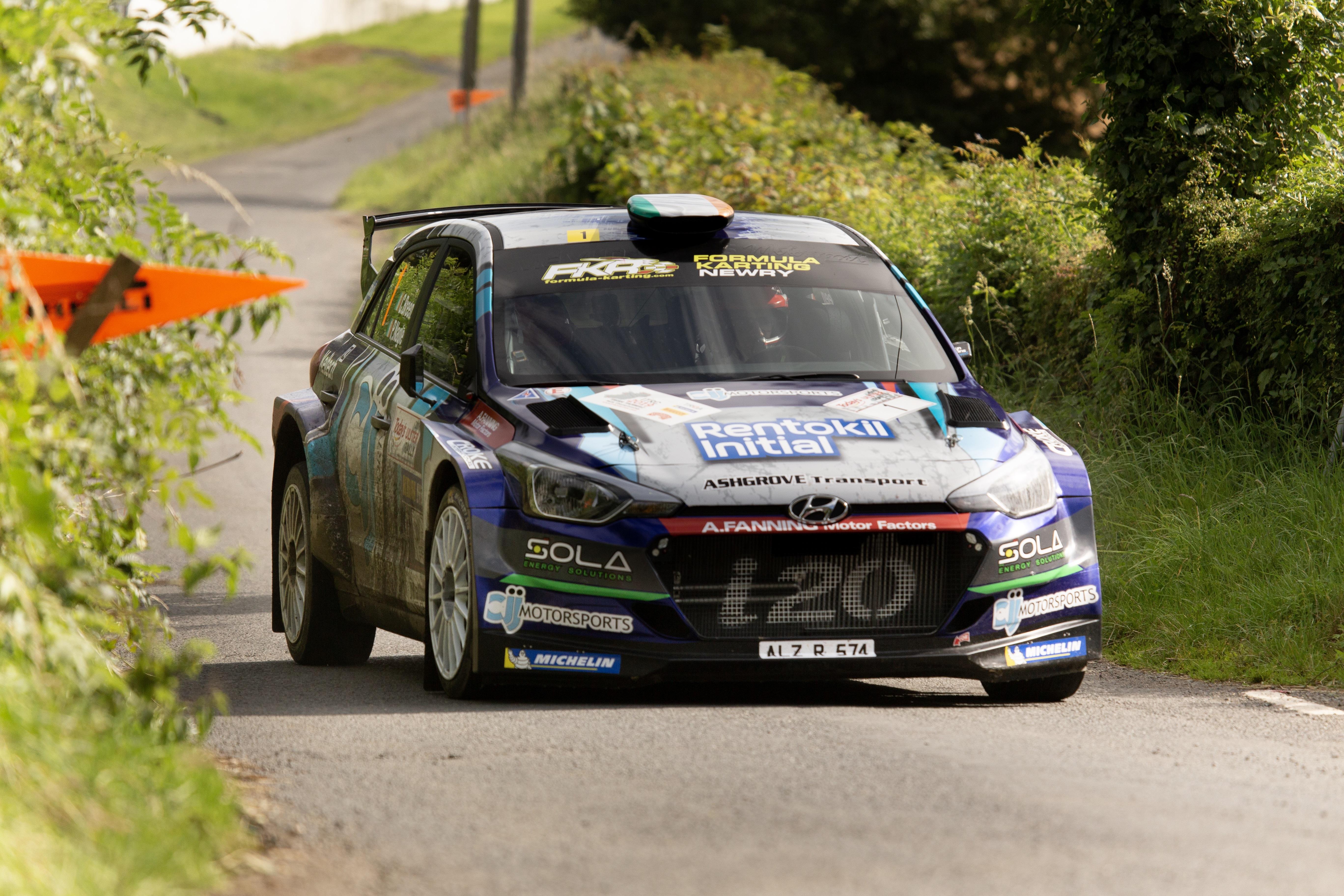 Craig Breen - Ulster Rally