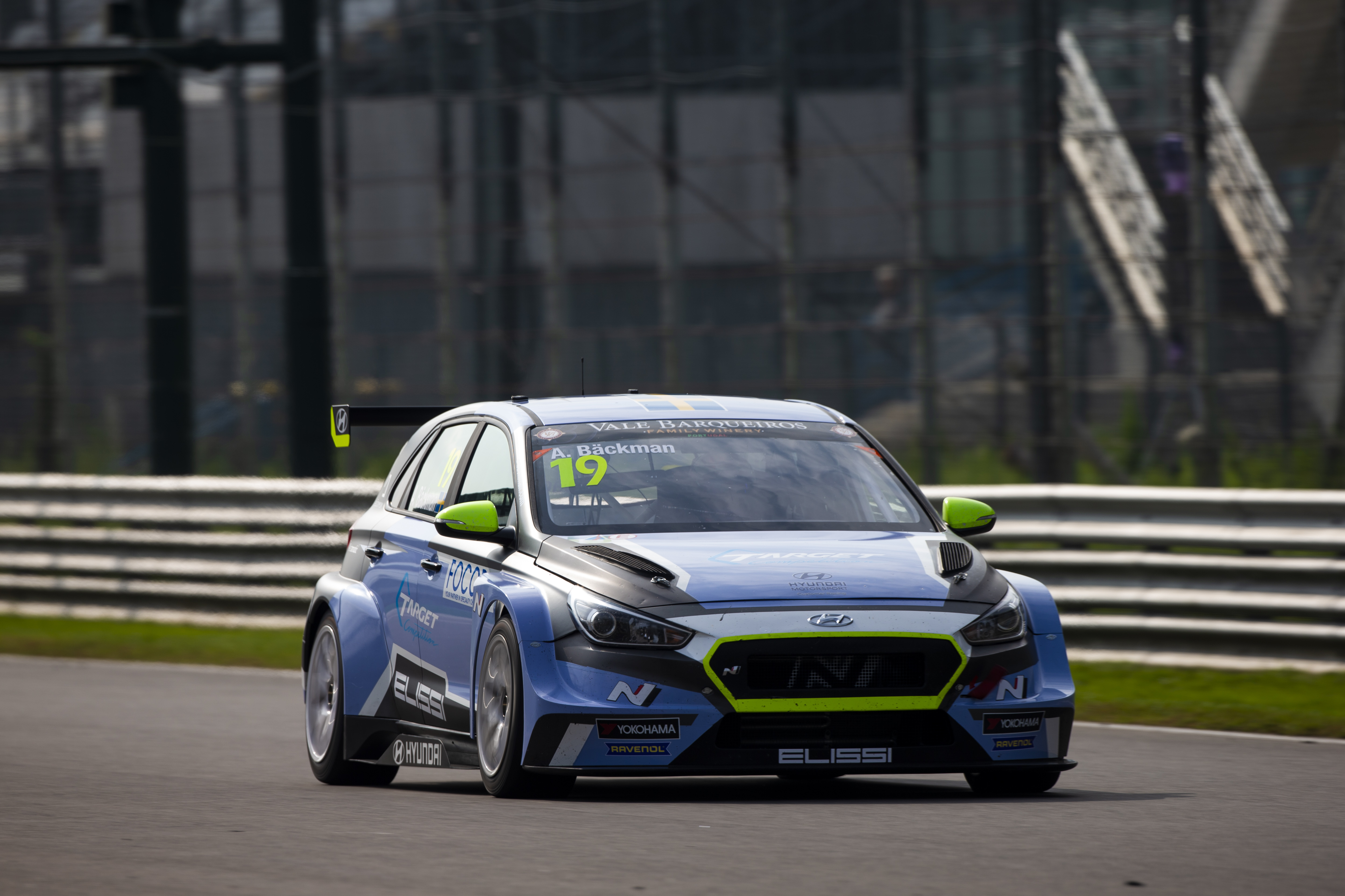 Andreas Bäckman - i30 N TCR - TCR Europe