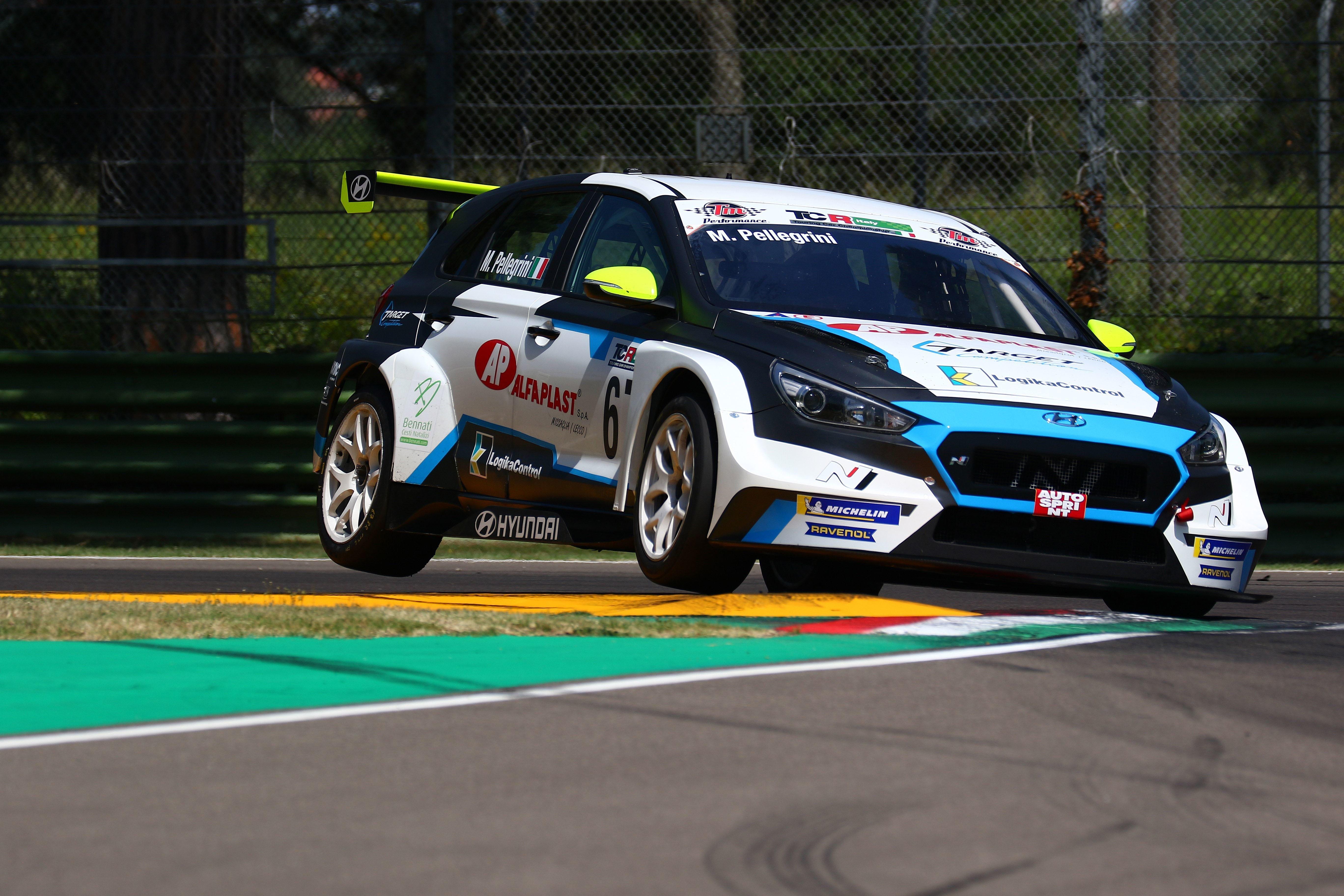 Marco Pellegrini - TCR Italy - Imola