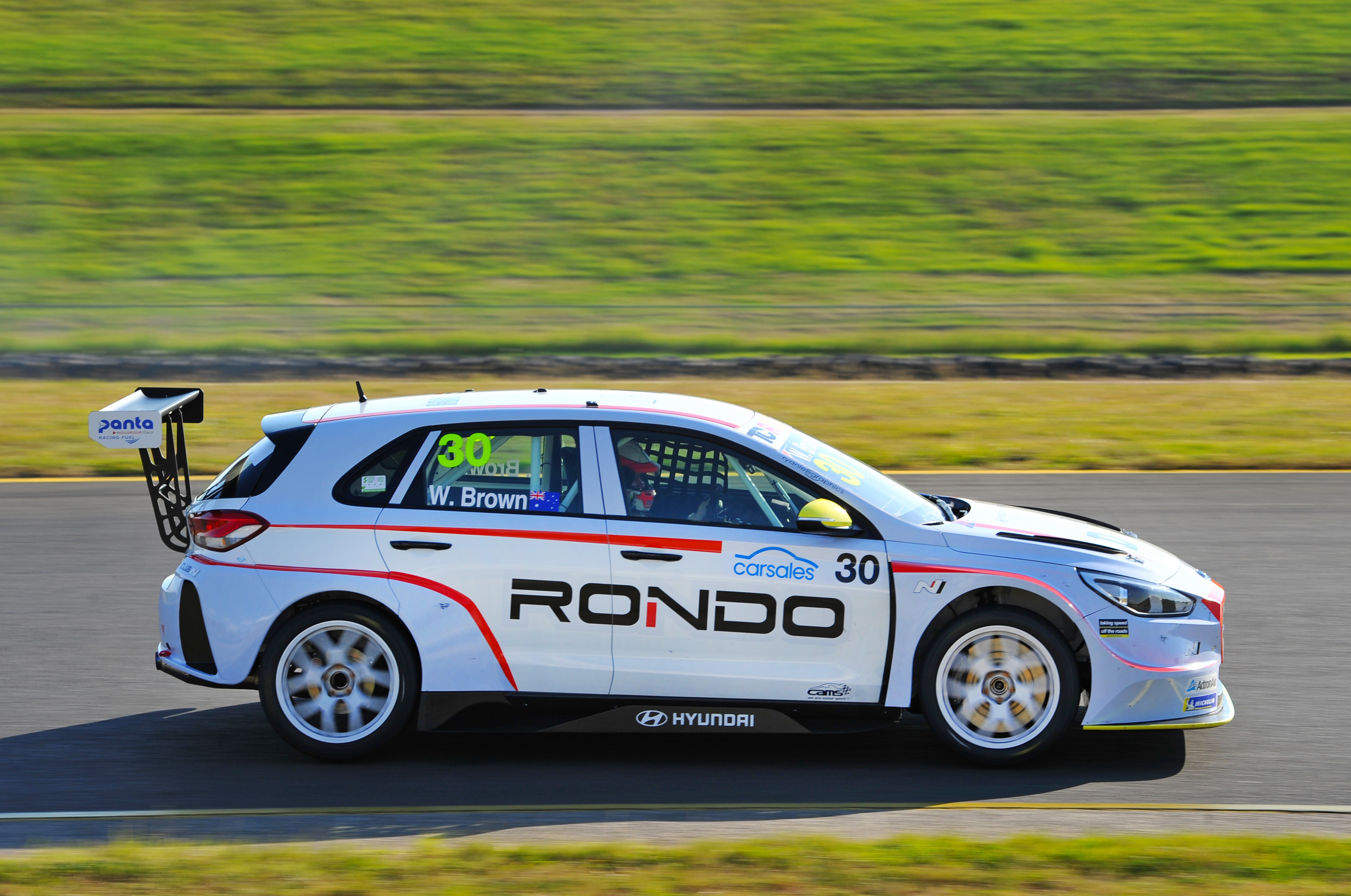 Will Brown - TCR Australia 2019