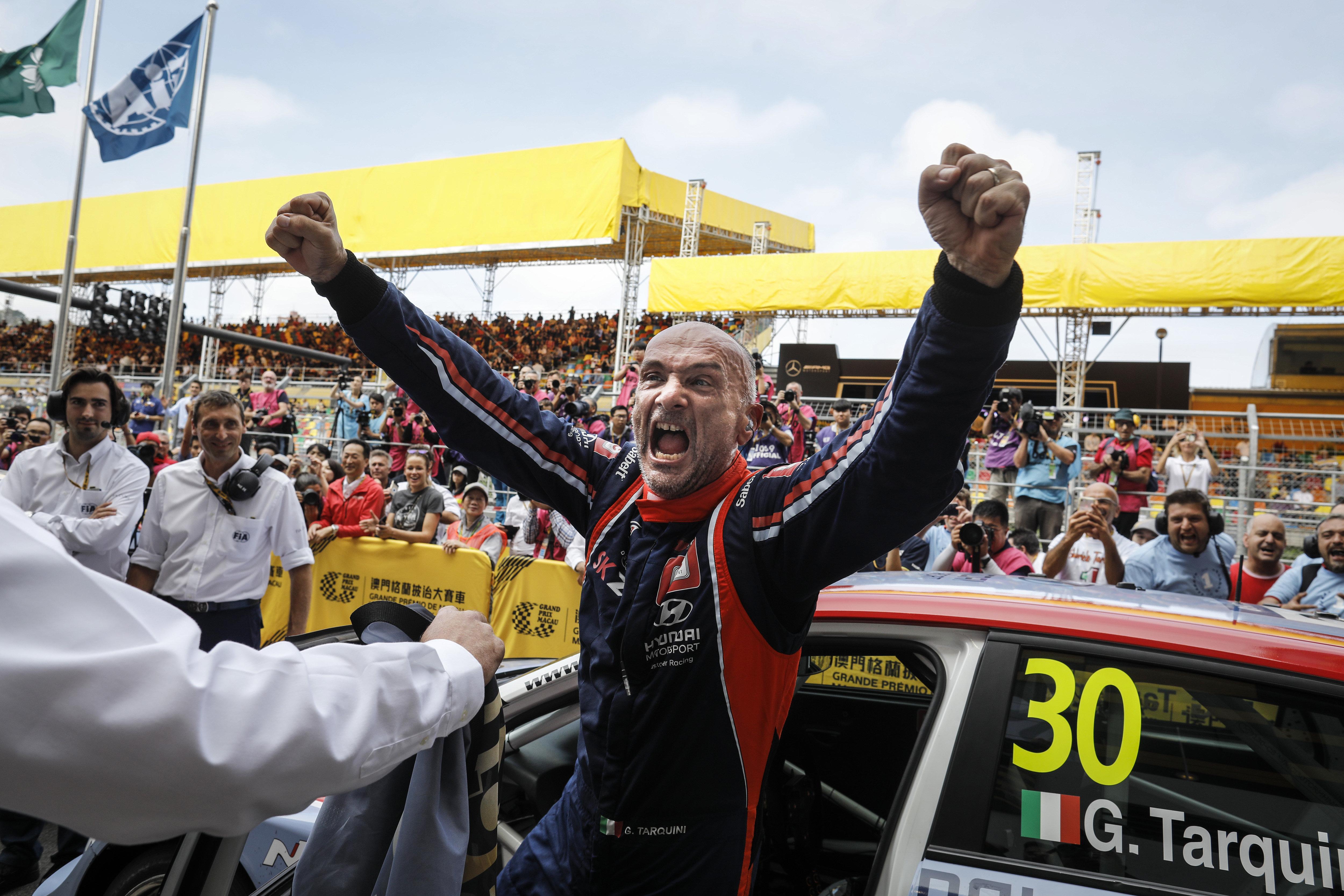 Gabriele Tarquini - FIA WTCR Race of Macau