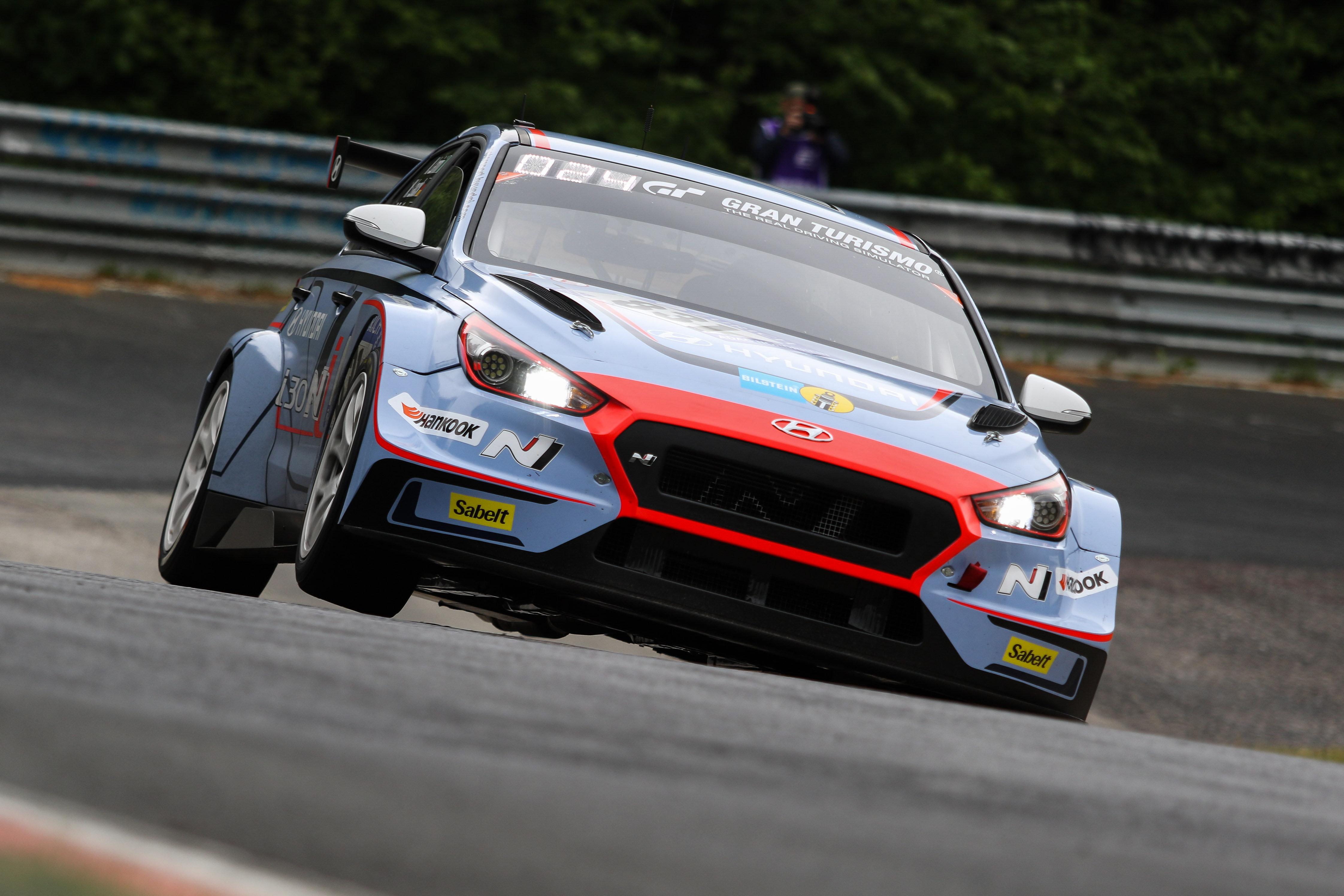 i30 N TCR - Nürburgring 24 Hours