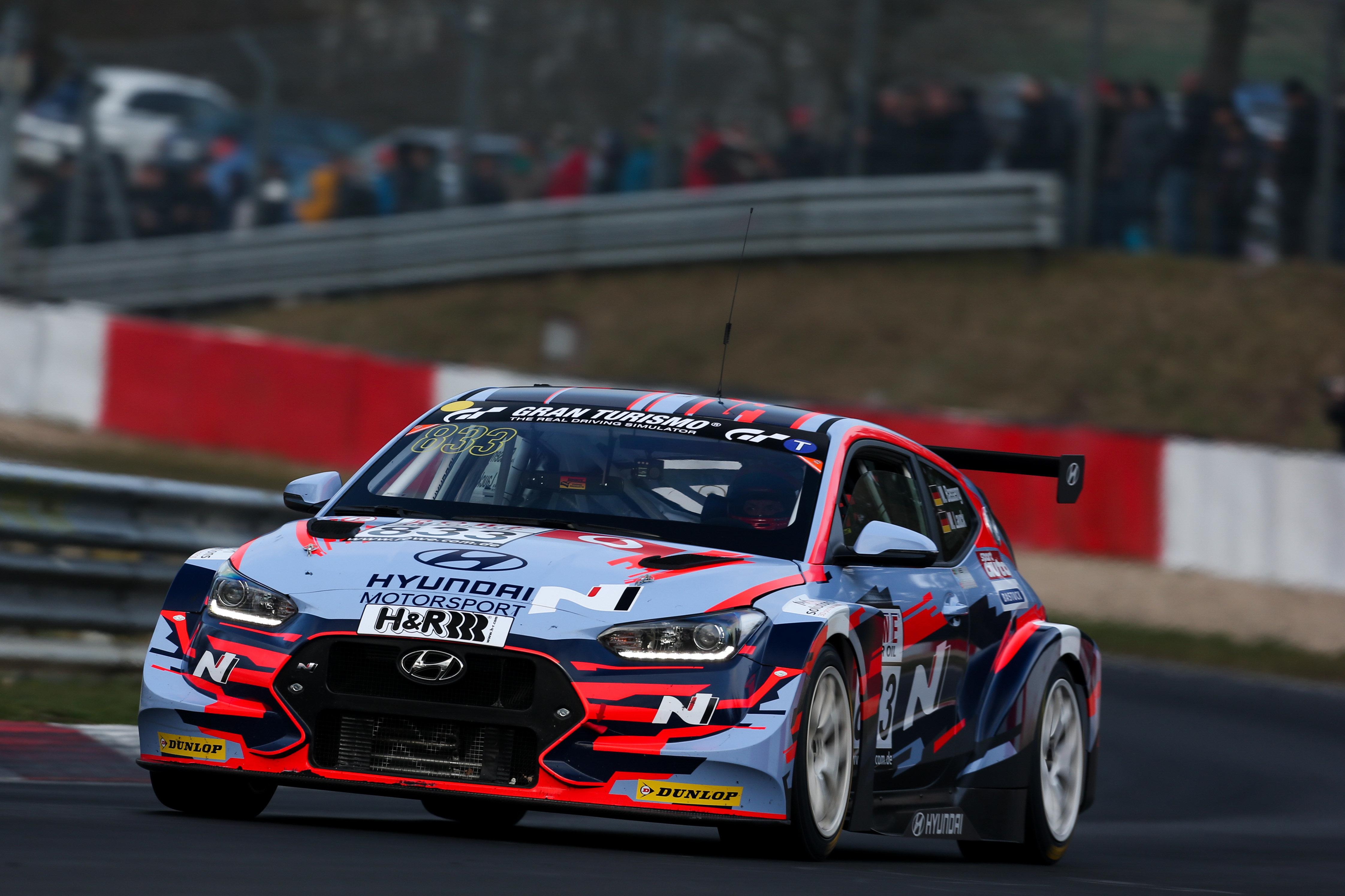 Hyundai Veloster N TCR - Nürburgring Nordschleife