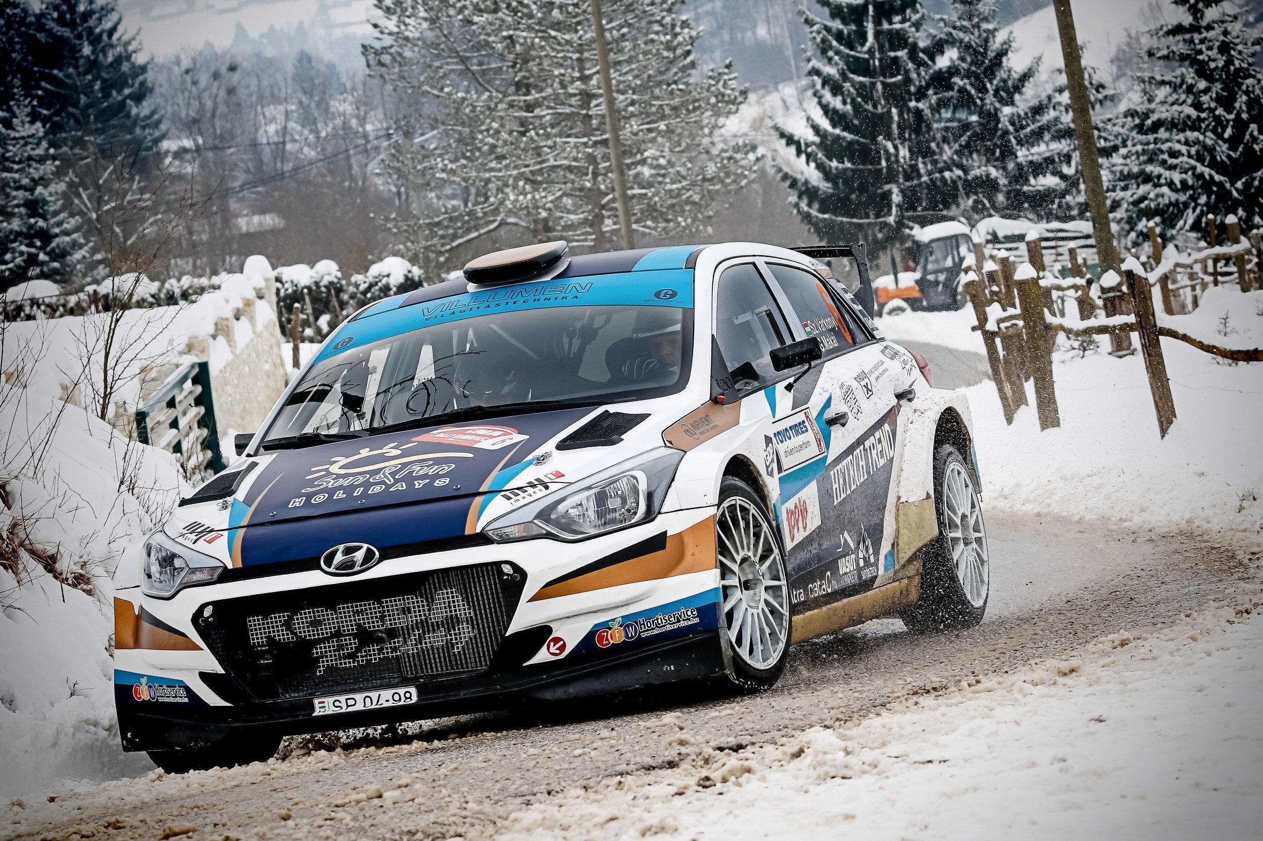 Szabolcs Varkonyi - Rally Kumrovec