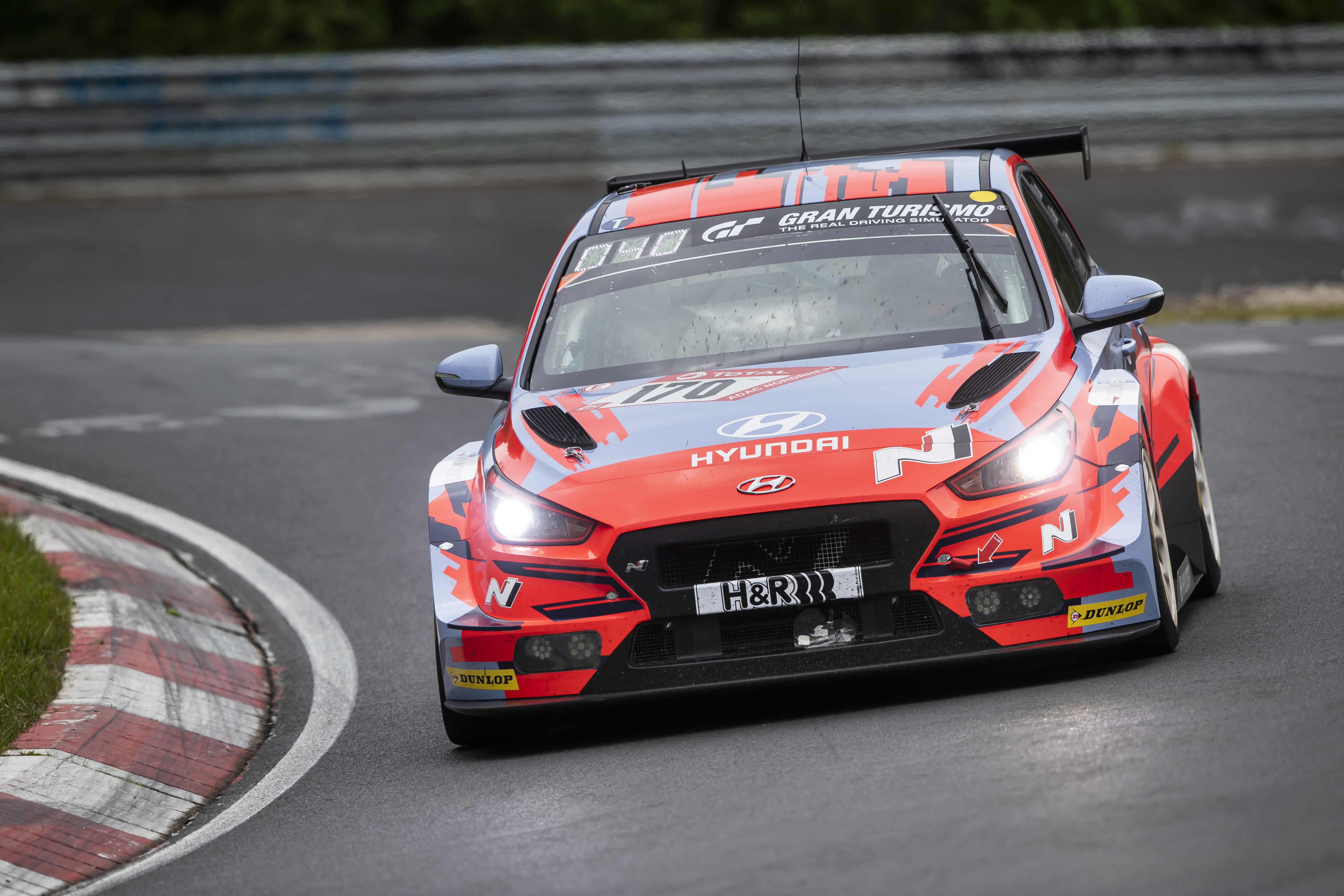 i30 N TCR - Nürburgring 24 Hours Qualifying Race