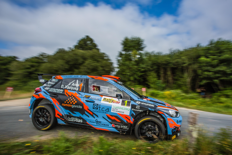 Ivan Ares - Rallye de Ferrol