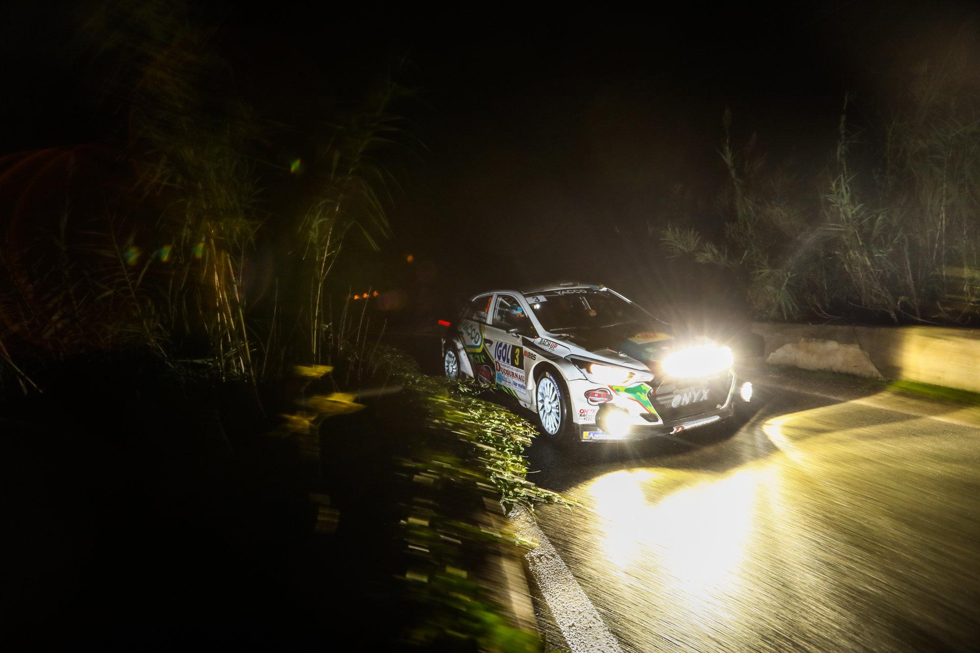 Bryan Bouffier - i20 R5 - Rallye du Var