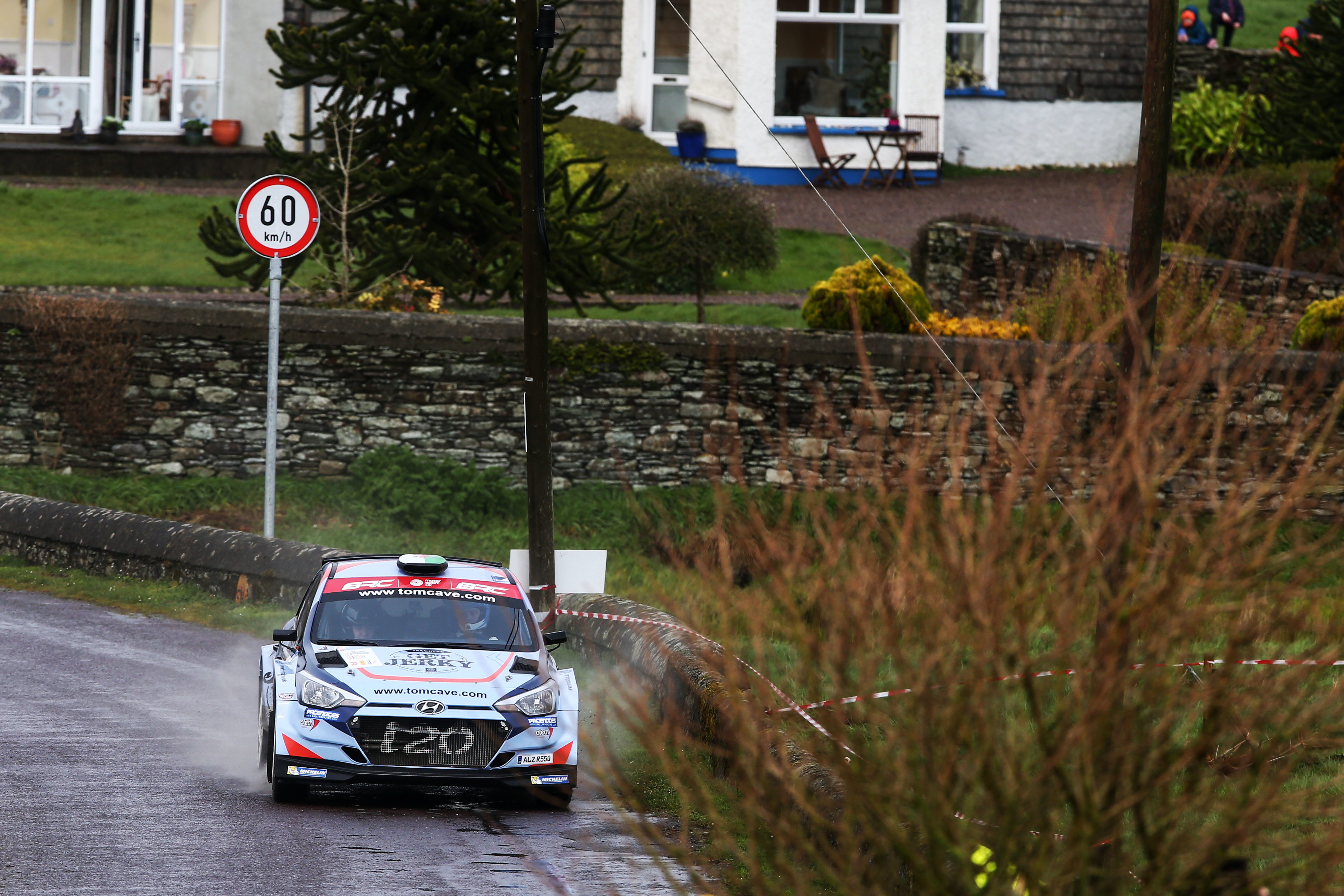 Tom Cave - i20 R5 - West Cork Rally