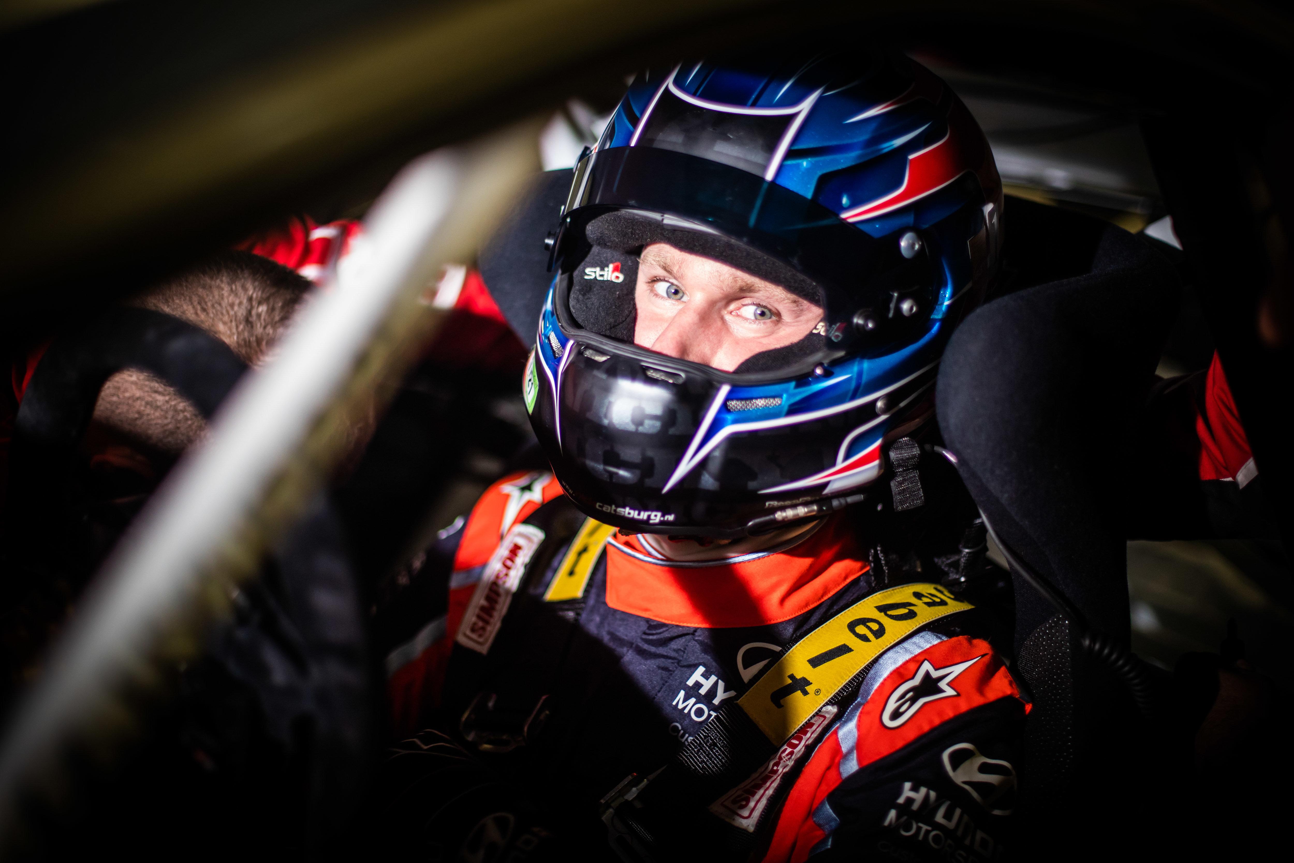 Nicky Catsburg - i30 N TCR - Portimao Test
