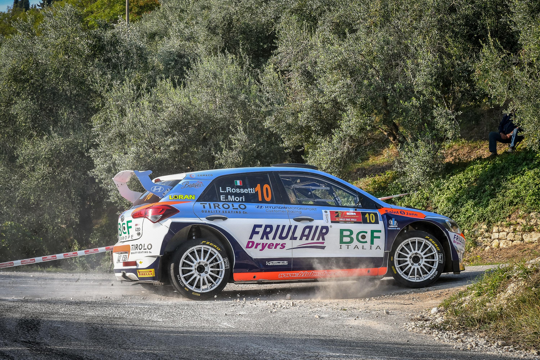 Luca Rossetti - Rally Due Valli