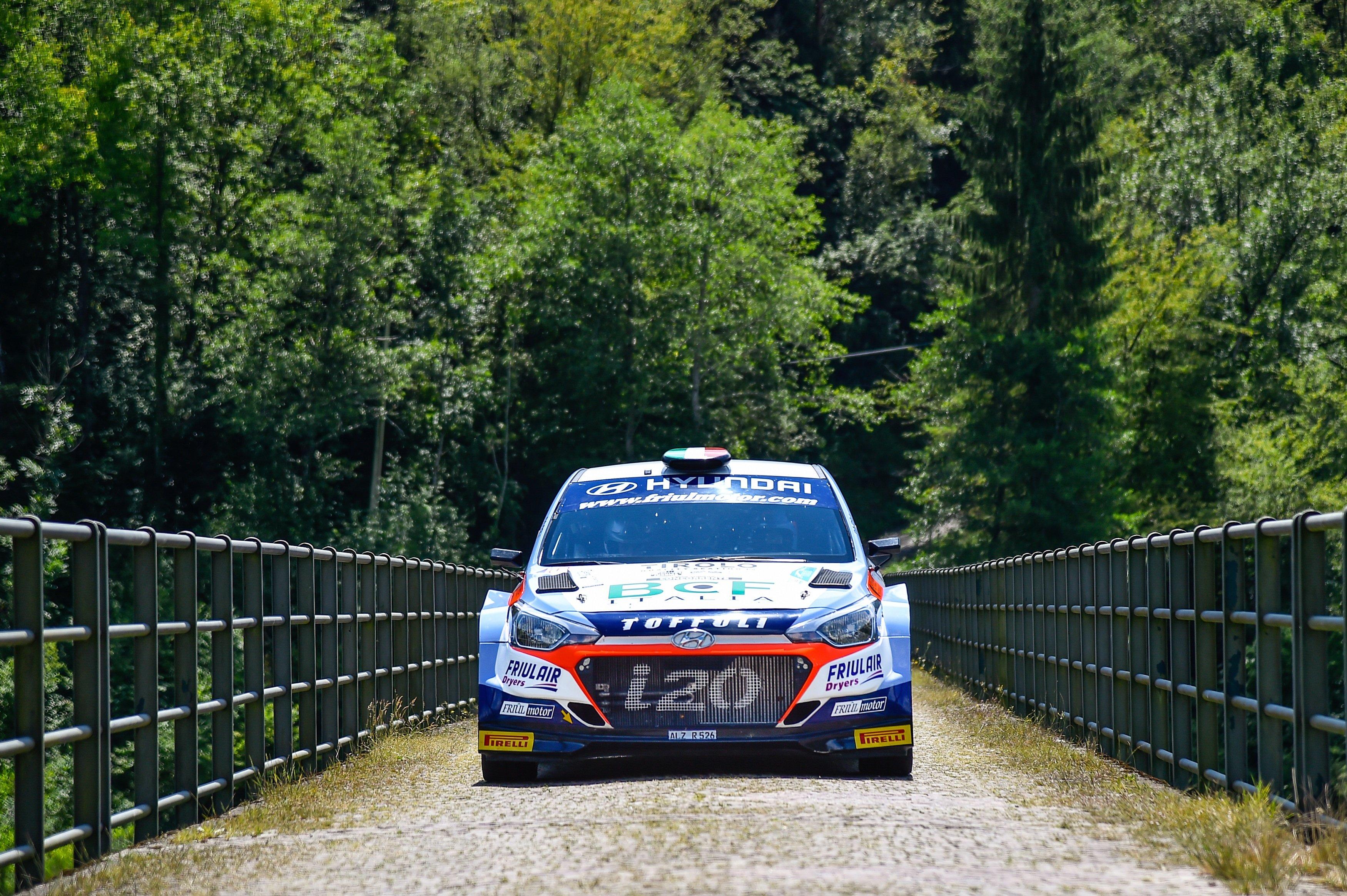 Vinicio Toffoli - i20 R5 - Rally della Carnia
