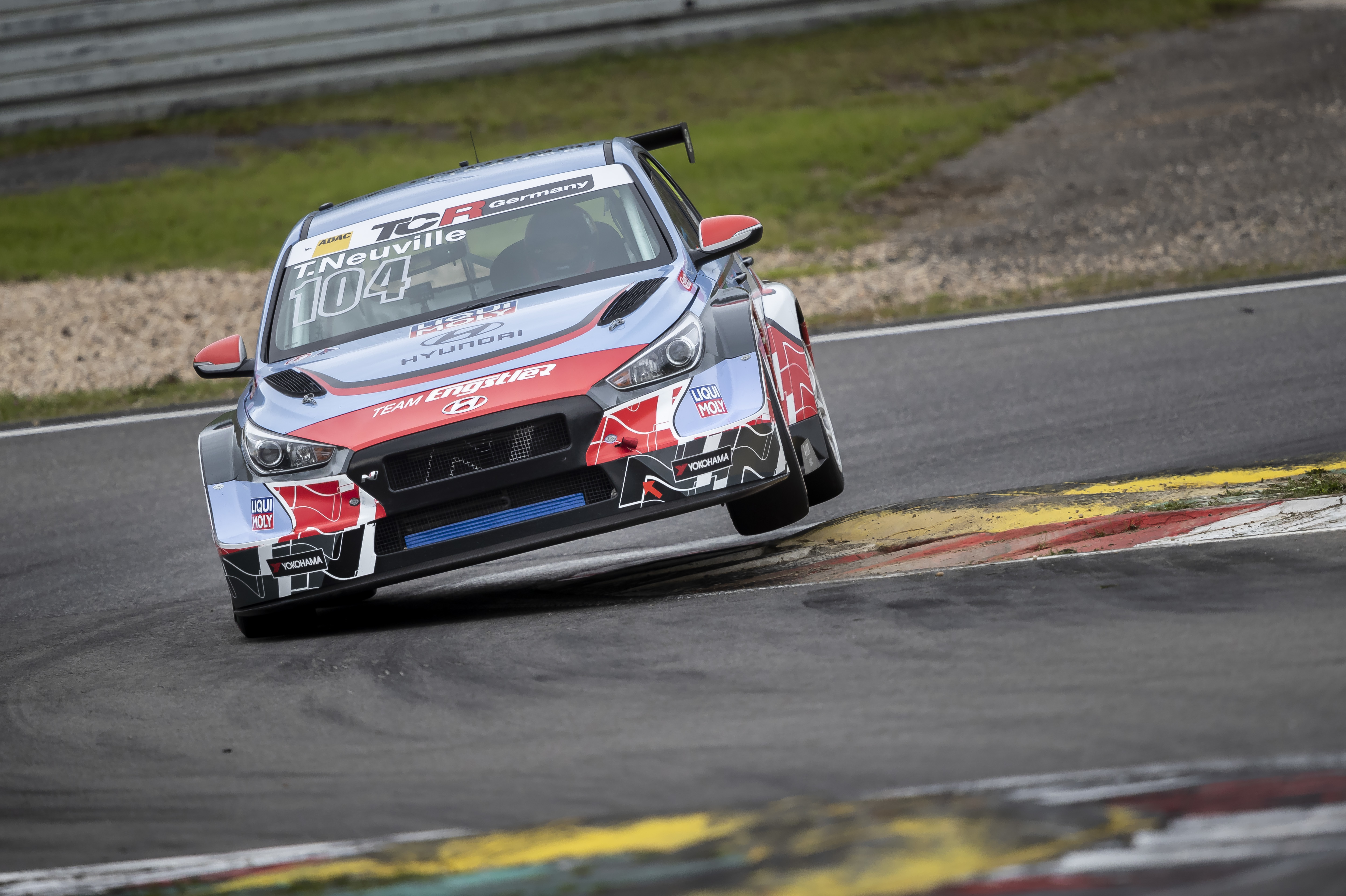 Thierry Neuville - TCR Germany - Nürburgring