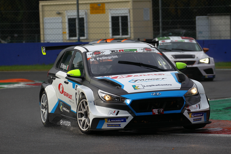 Marco Pellegrini - Monza - i30 N TCR