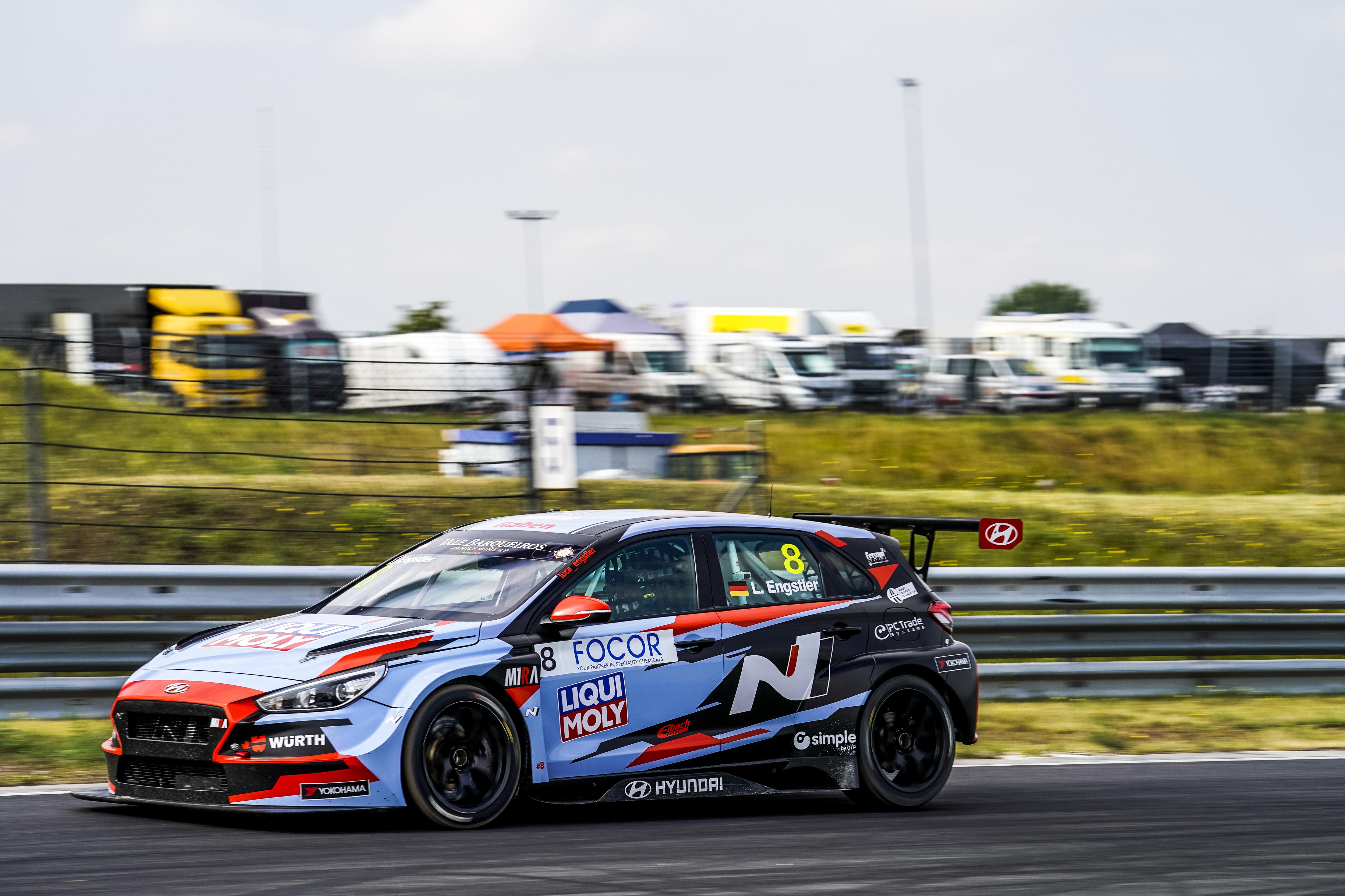 Luca Engstler - TCR Europe - Oschersleben
