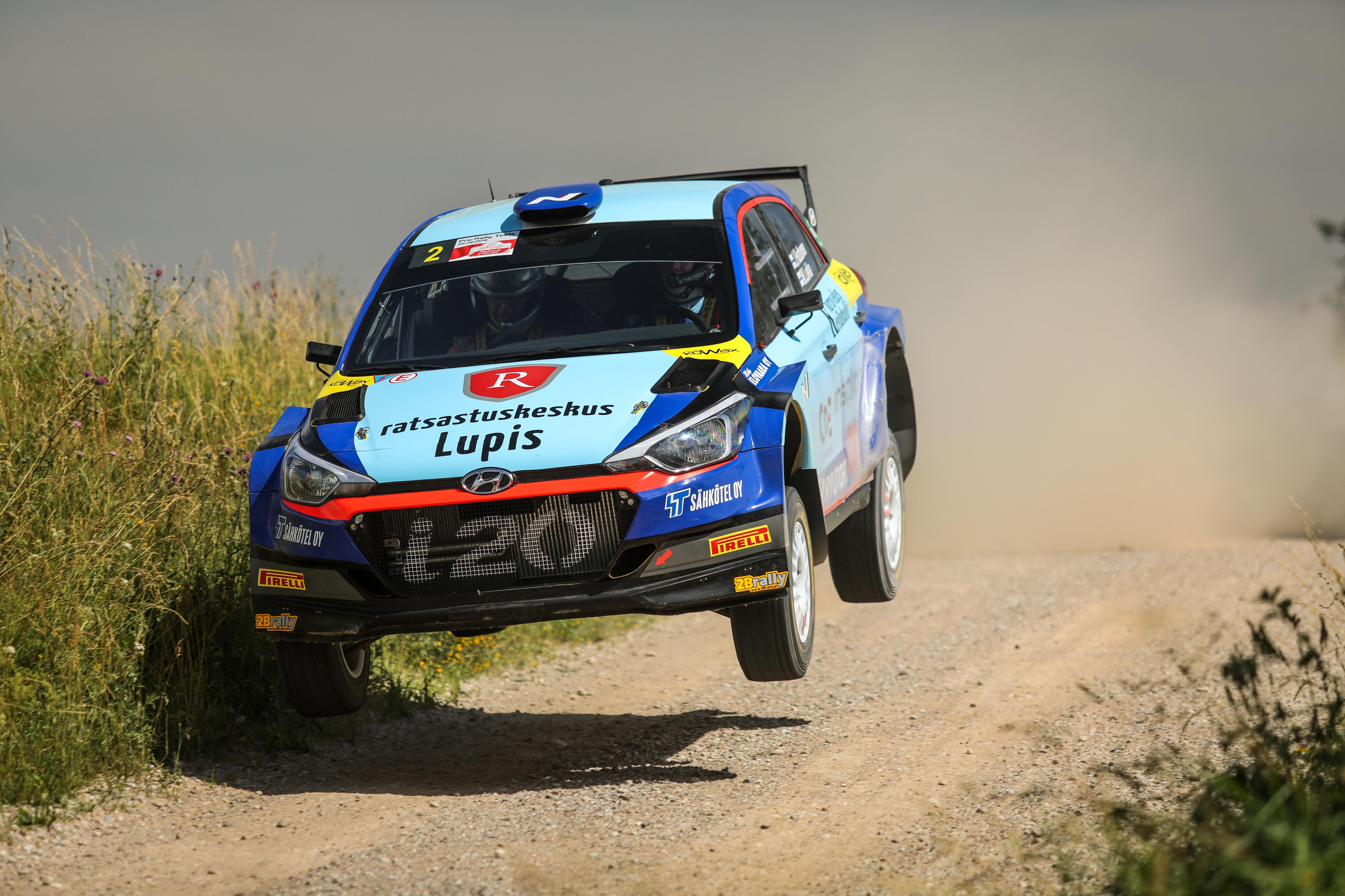 Jari Huttunen - Rally Poland